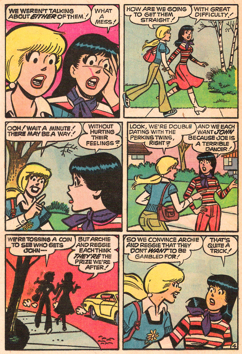Read online Archie's Girls Betty and Veronica comic -  Issue #242 - 16
