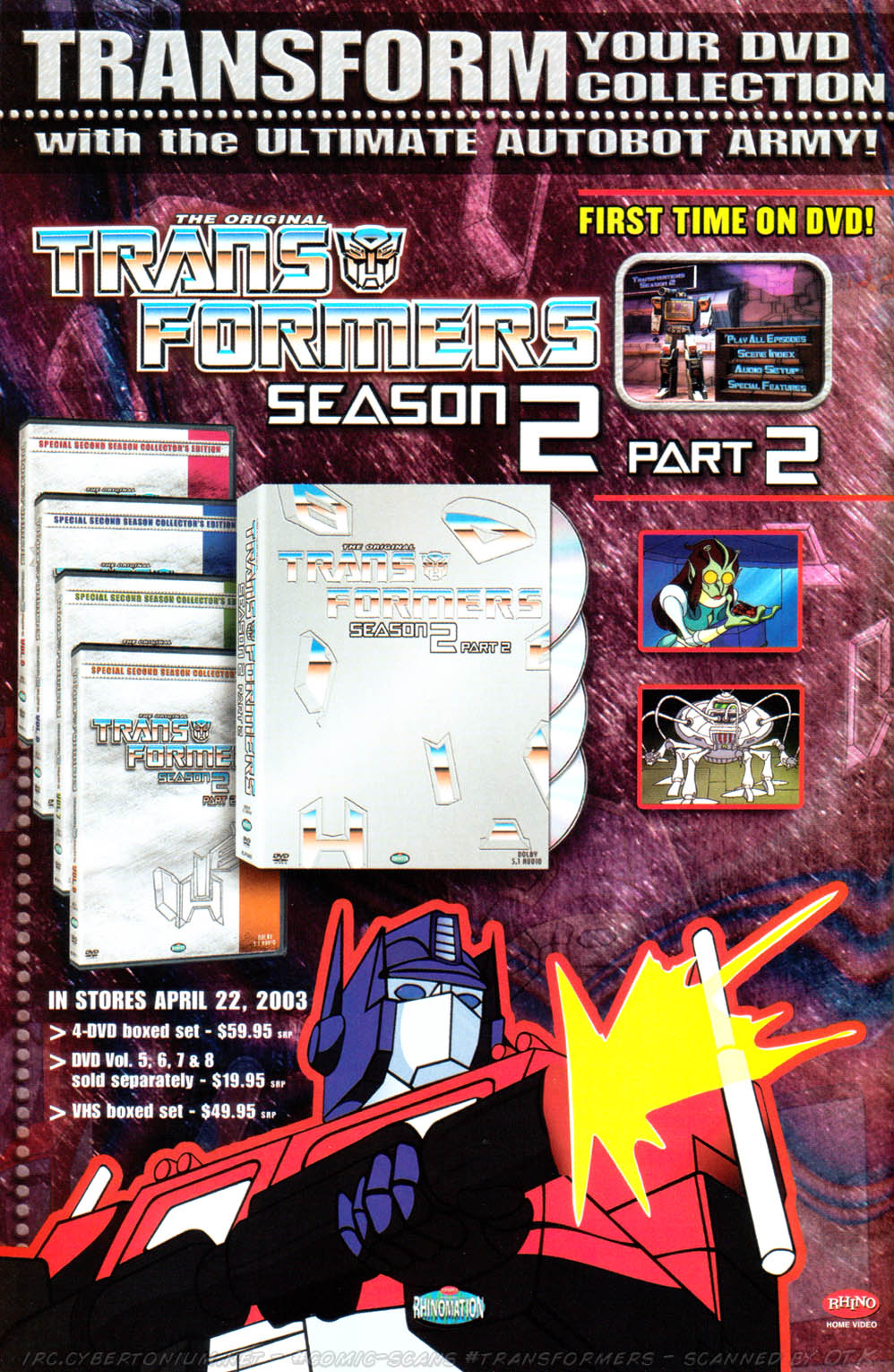 Read online Transformers Armada comic -  Issue #11 - 27