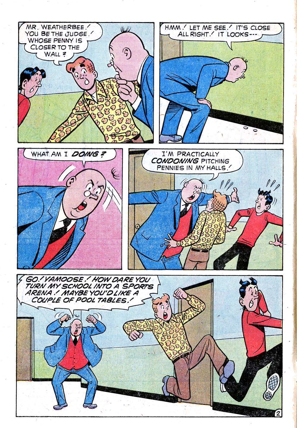 Read online Archie (1960) comic -  Issue #235 - 4