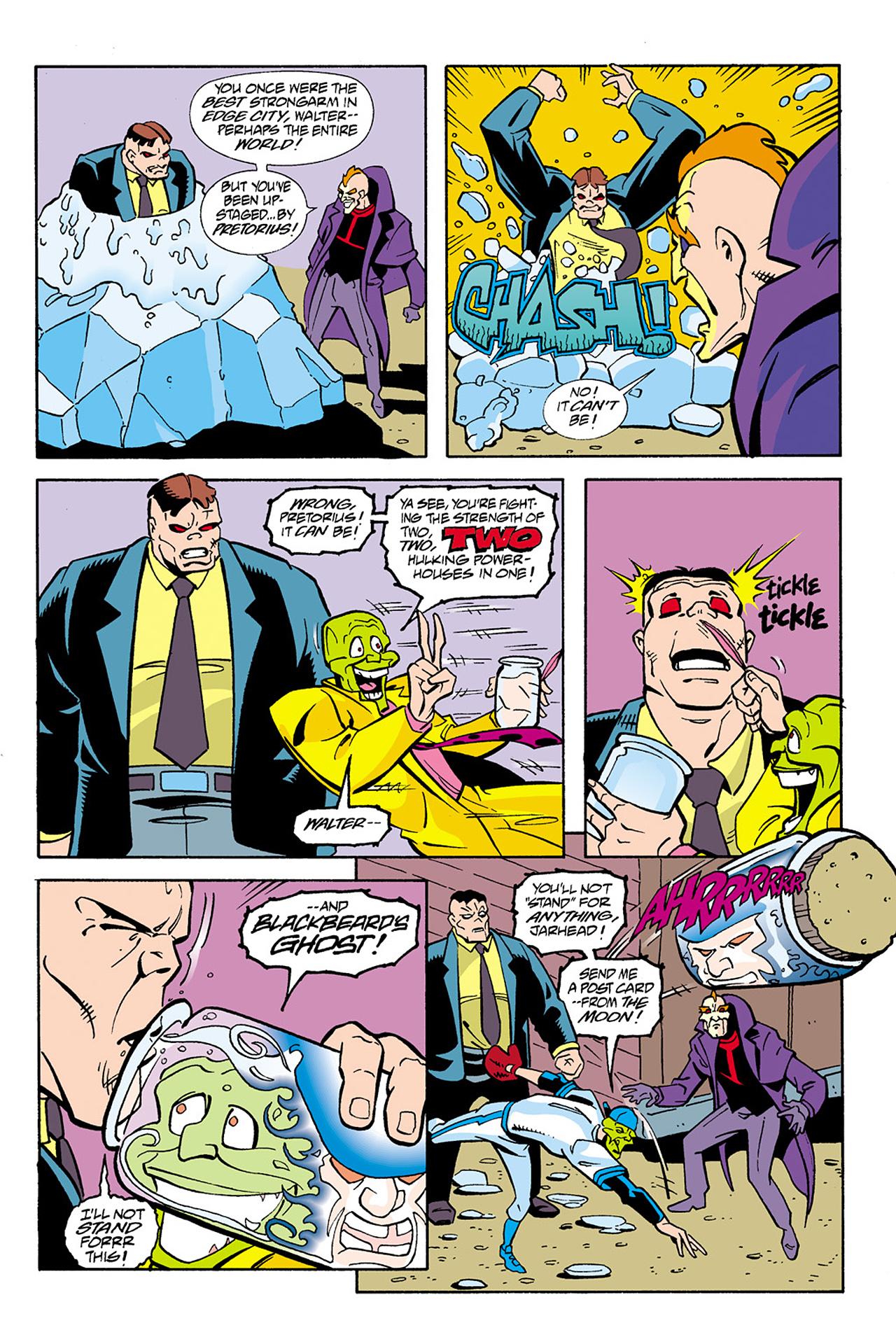 Read online Adventures Of The Mask Omnibus comic -  Issue #Adventures Of The Mask Omnibus Full - 179