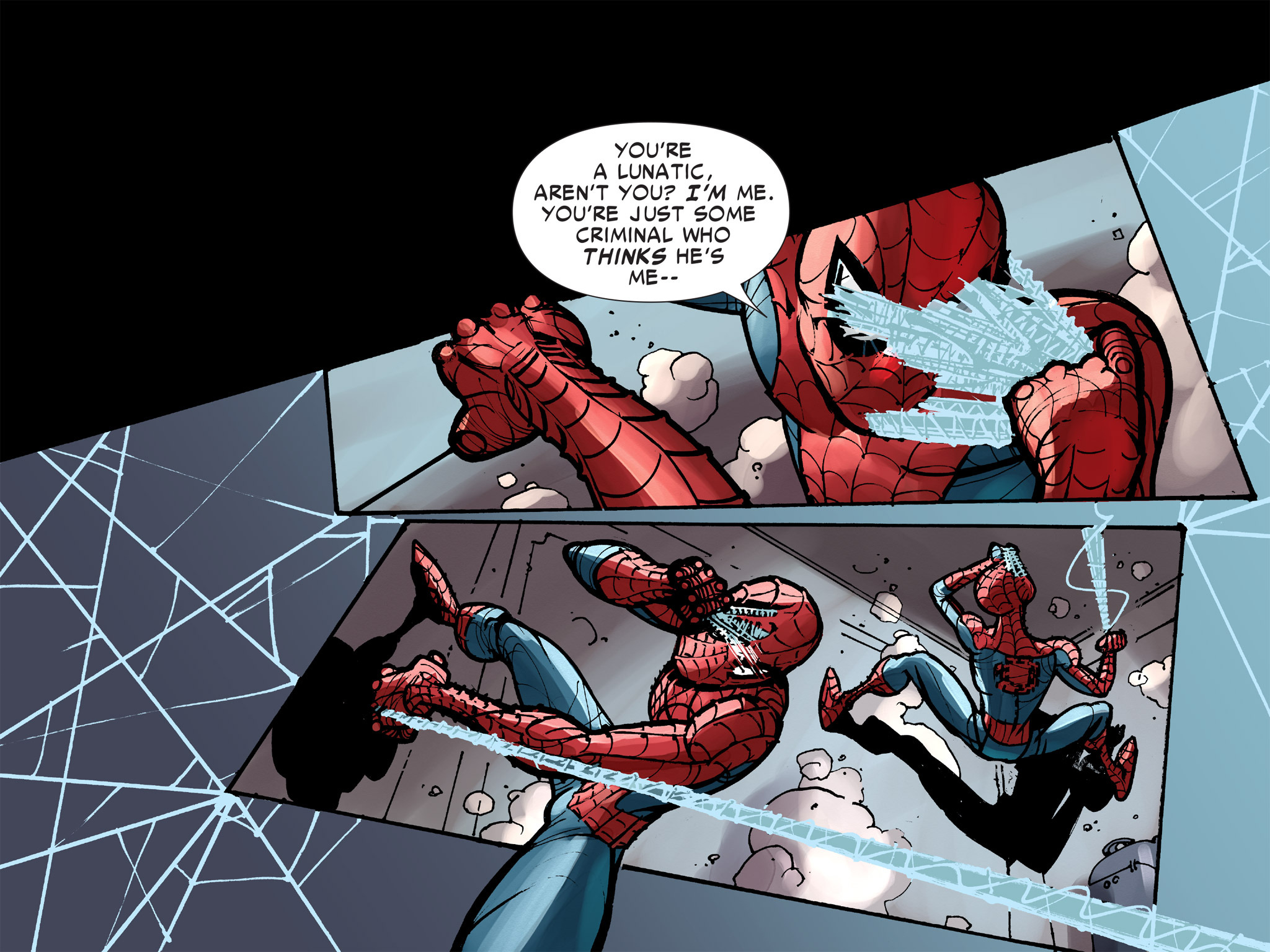 Read online Amazing Spider-Man: Who Am I? comic -  Issue # Full (Part 2) - 139