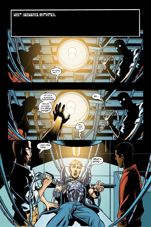 Read online Machine Teen comic -  Issue #3 - 2