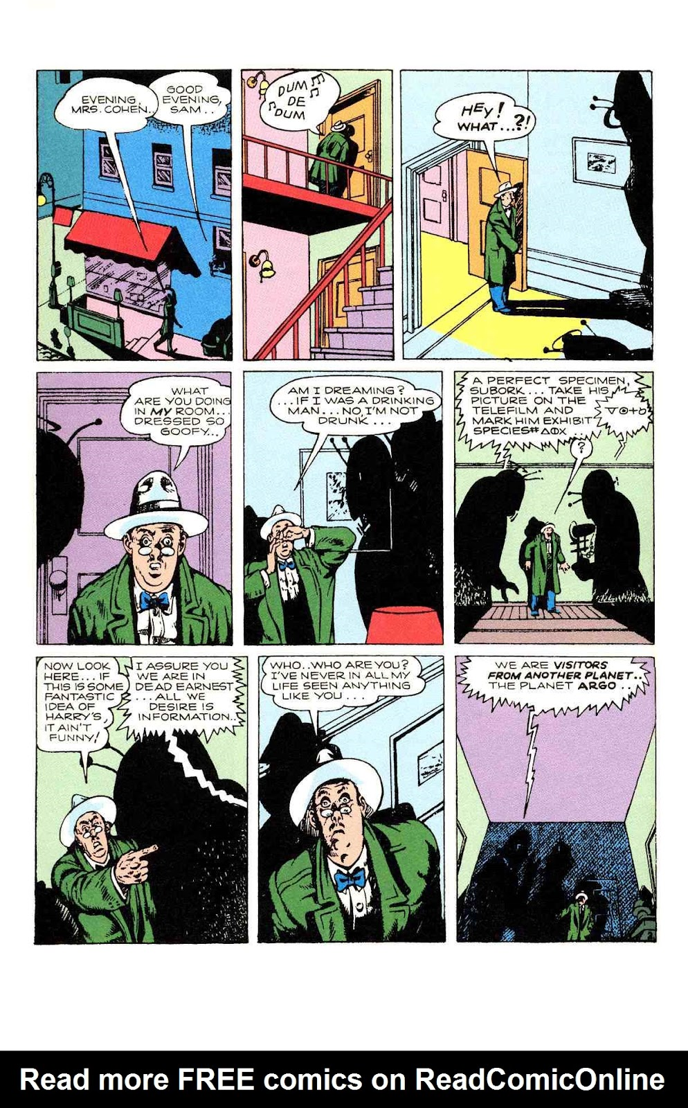 Read online Will Eisner's The Spirit Archives comic -  Issue # TPB 2 (Part 1) - 58