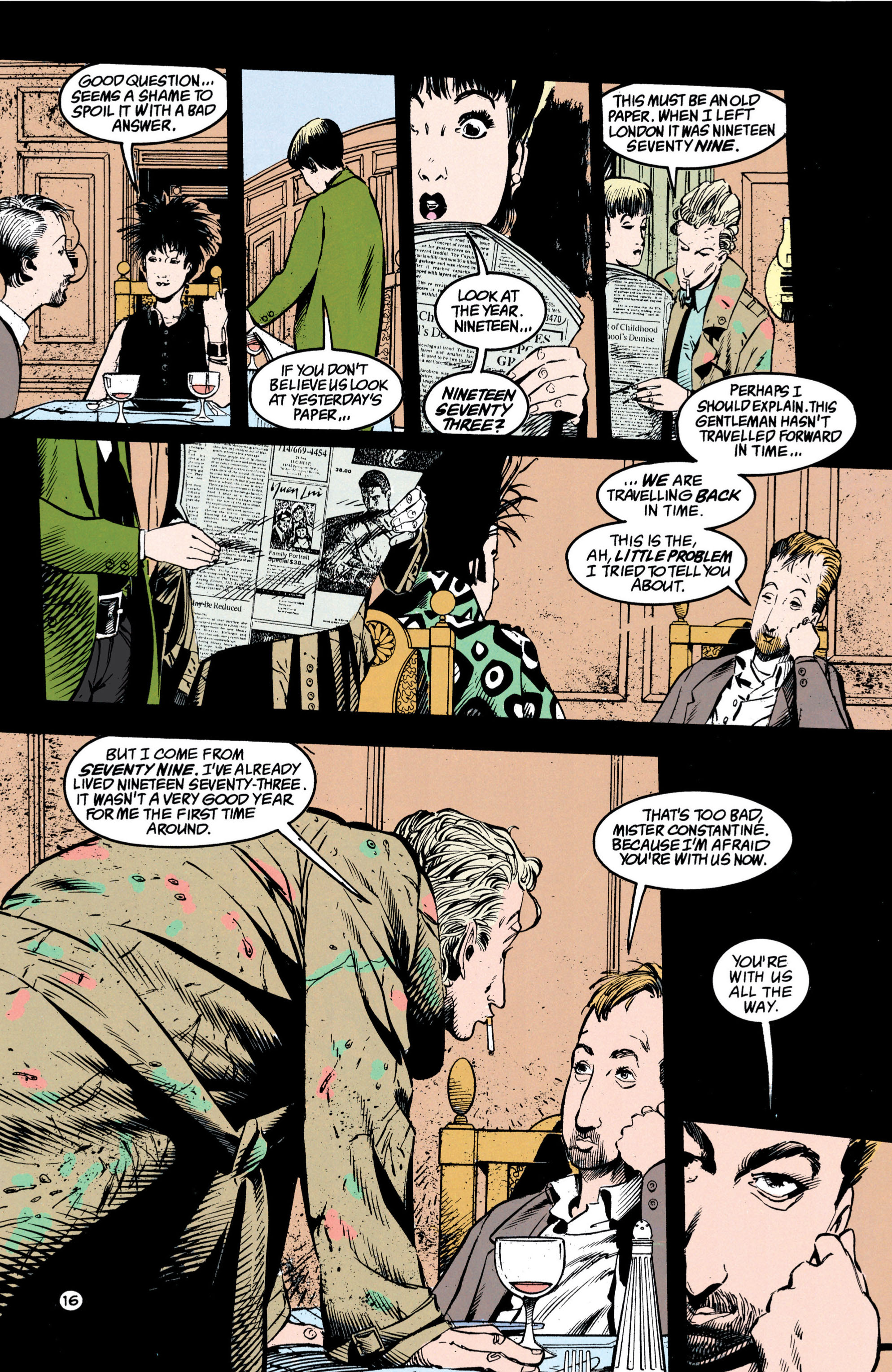 Read online Shade, the Changing Man comic -  Issue #42 - 17
