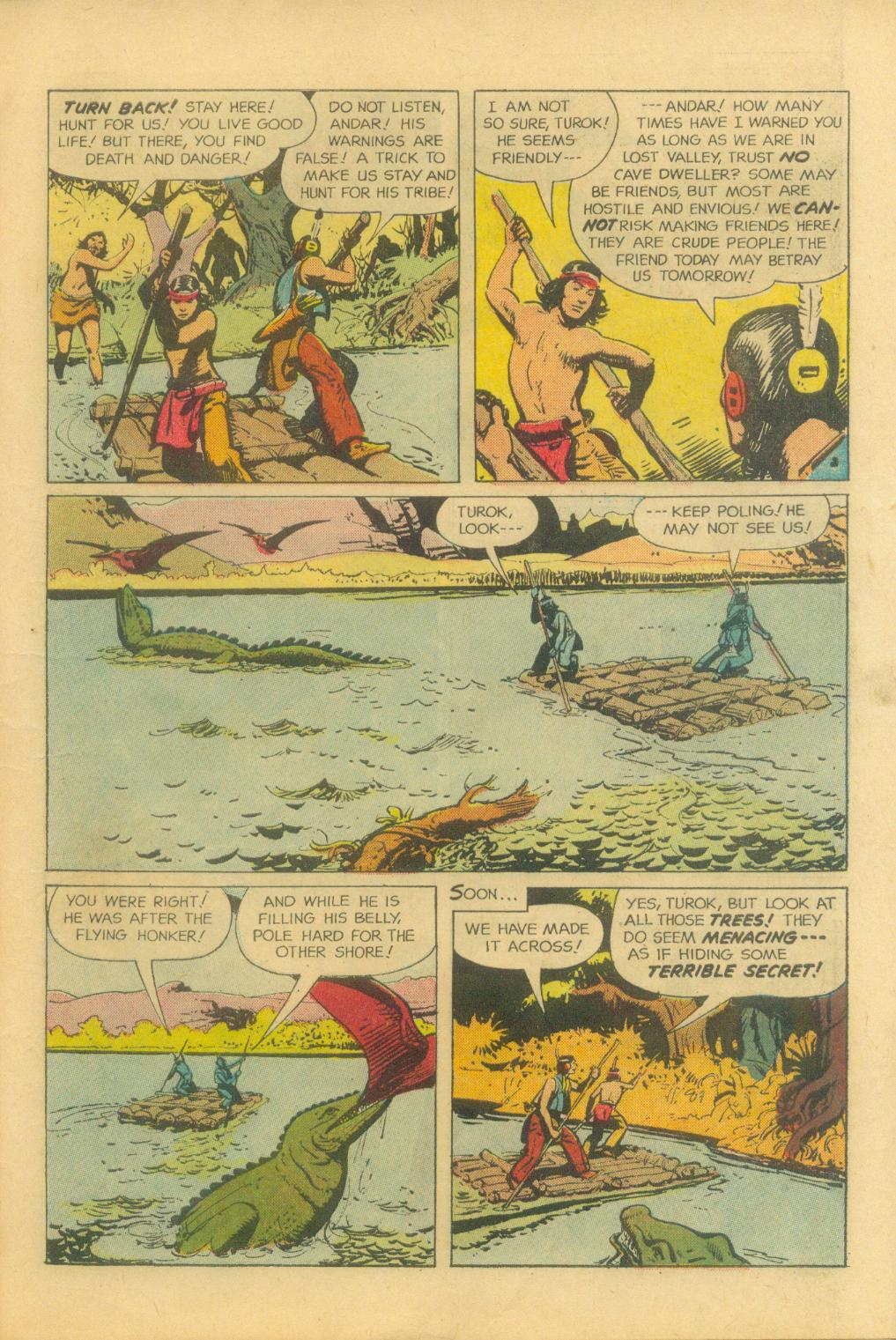 Read online Turok, Son of Stone comic -  Issue #29 - 7
