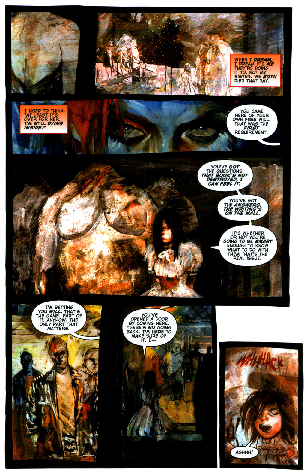 Read online Silent Hill: Dying Inside comic -  Issue #3 - 25