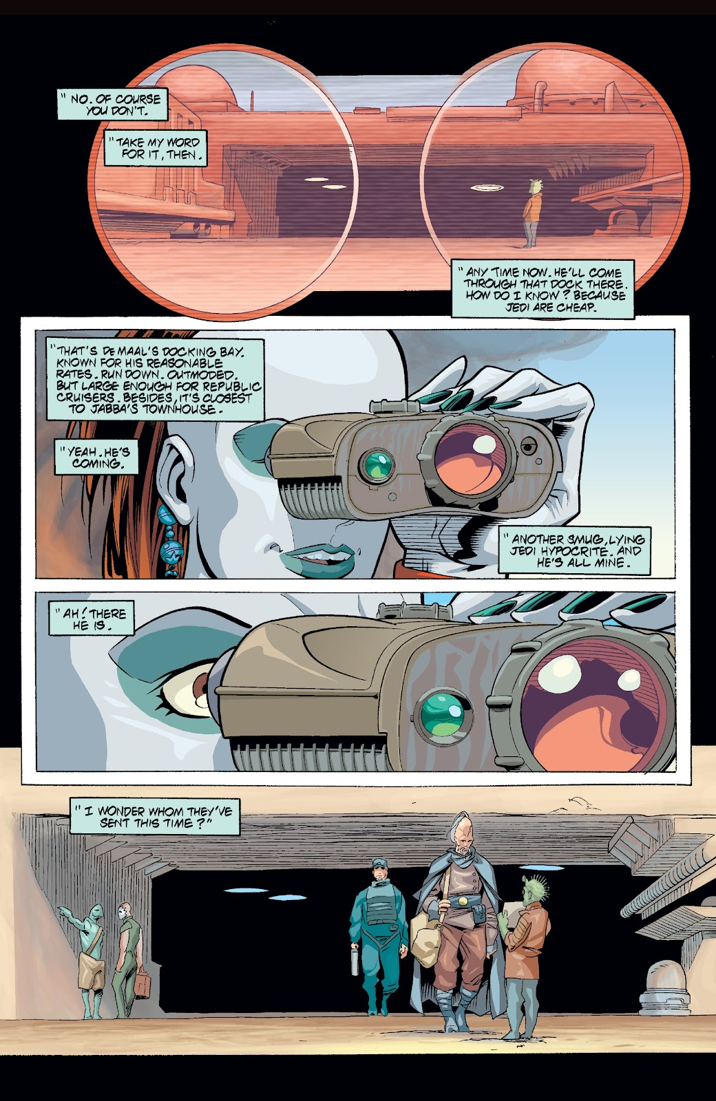 Read online Star Wars Legends Epic Collection: The Menace Revealed comic -  Issue # TPB (Part 2) - 30