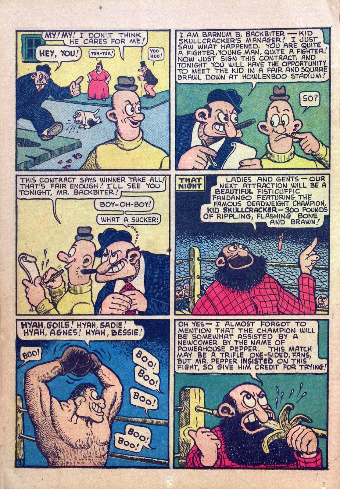 Read online Joker Comics comic -  Issue #1 - 24