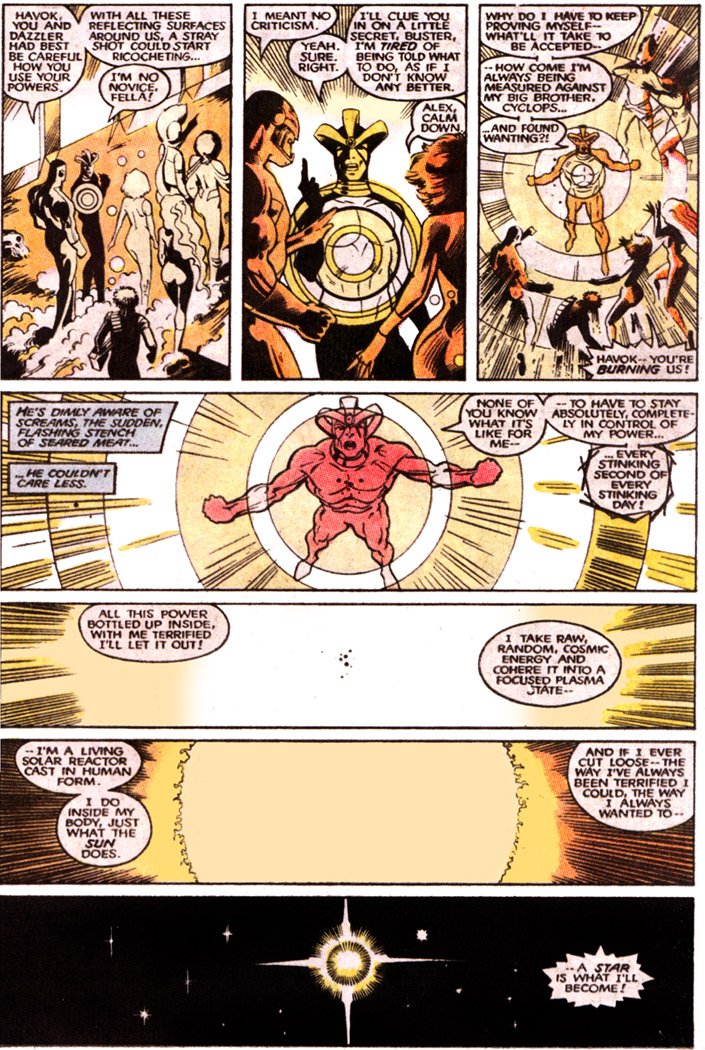 Uncanny X-Men (1963) issue _Annual_11 - Page 21