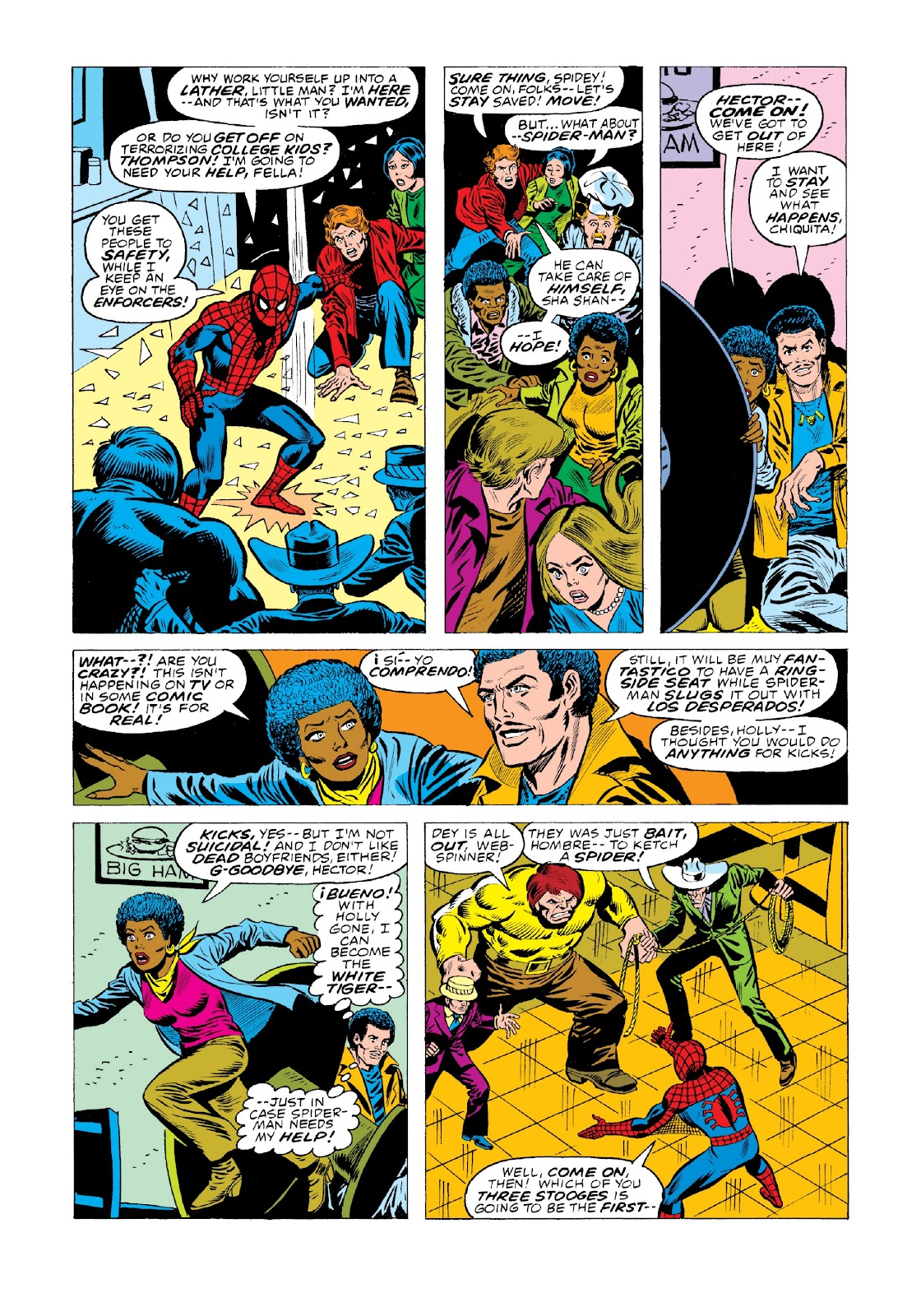 Read online Marvel Masterworks: The Spectacular Spider-Man comic -  Issue # TPB 2 (Part 1) - 75