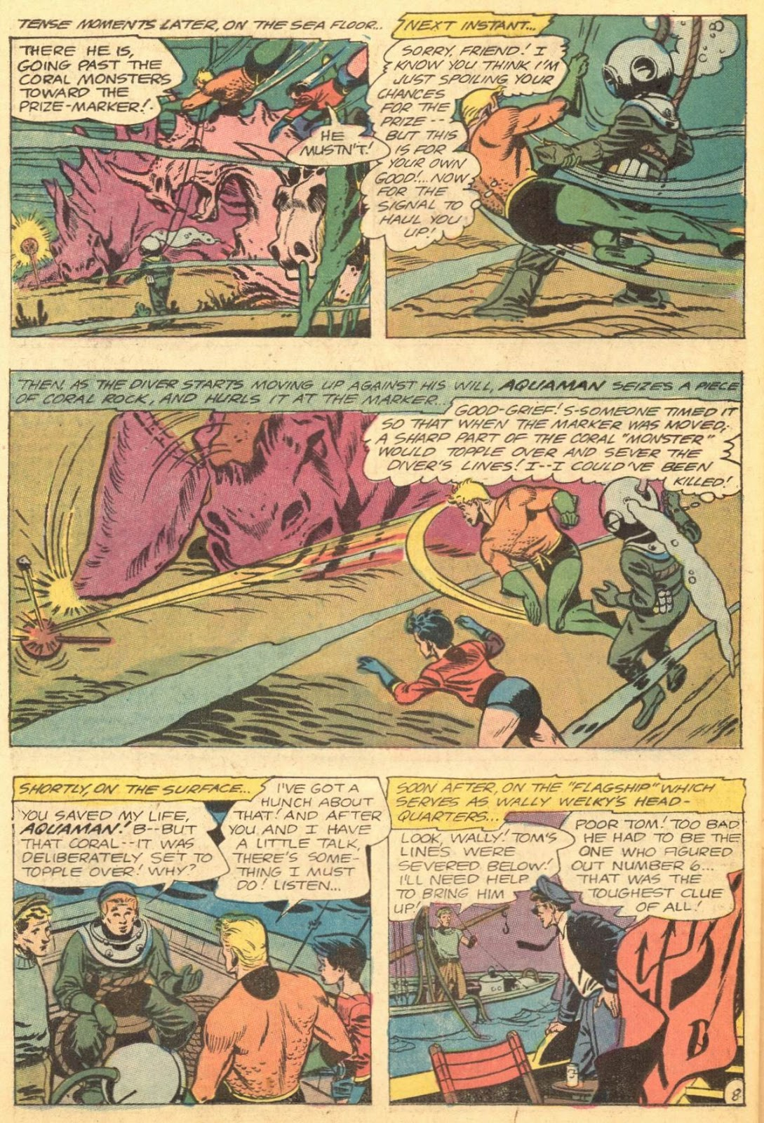 Teen Titans (1966) issue 35 - Page 38