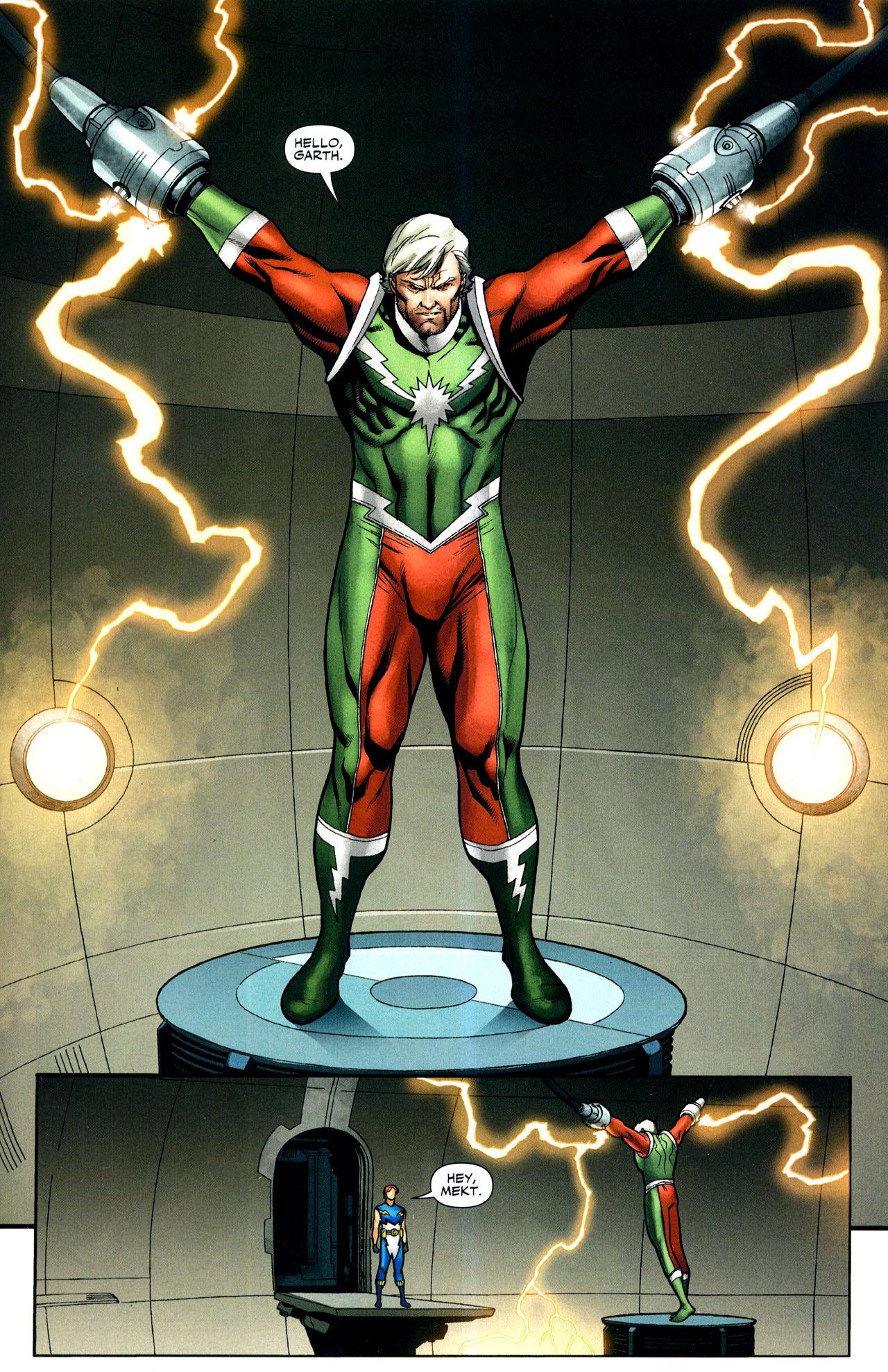 Read online Adventure Comics (2009) comic -  Issue #2 - 26
