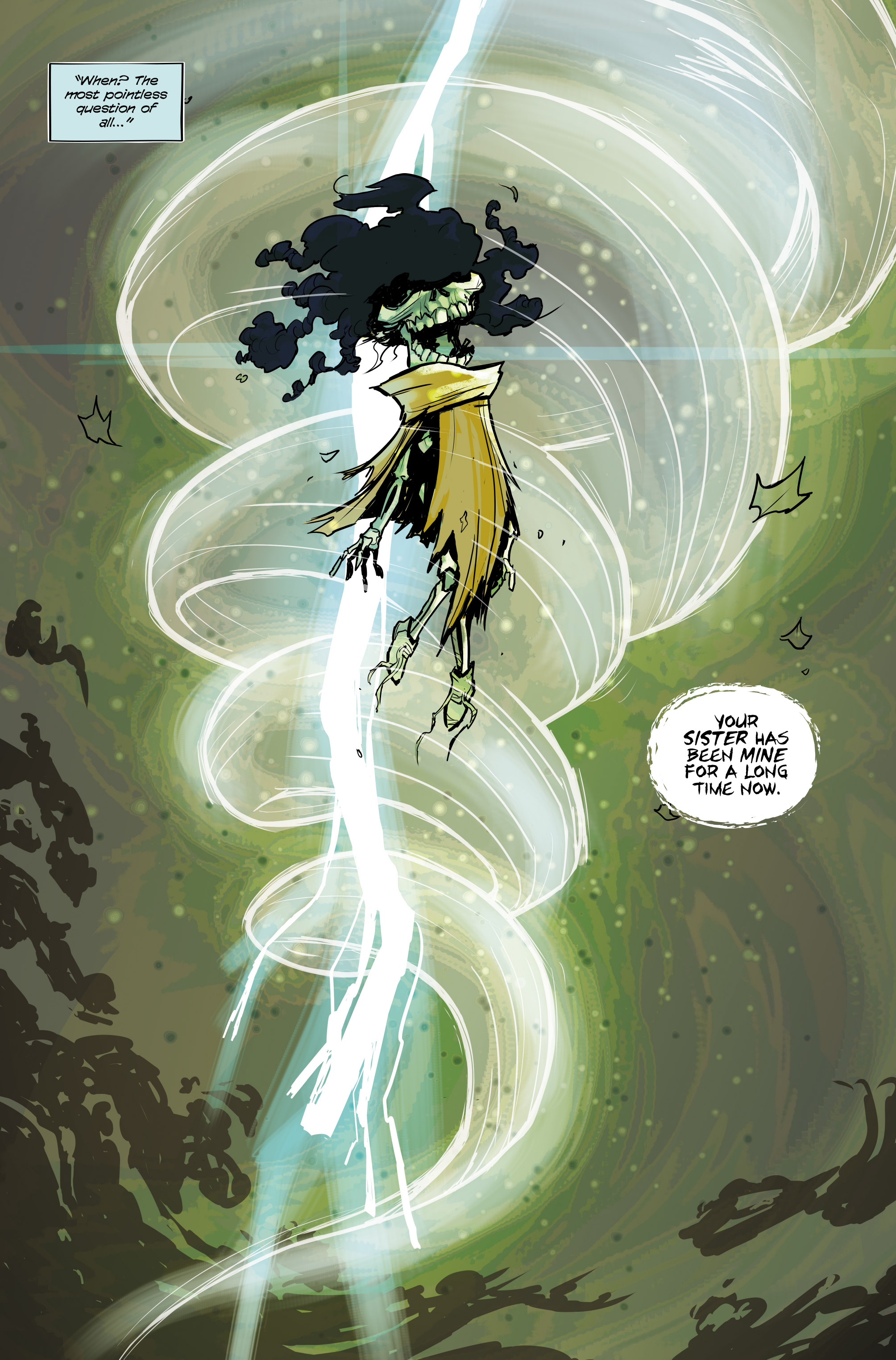 Read online Little Nightmares comic -  Issue #1 - 22