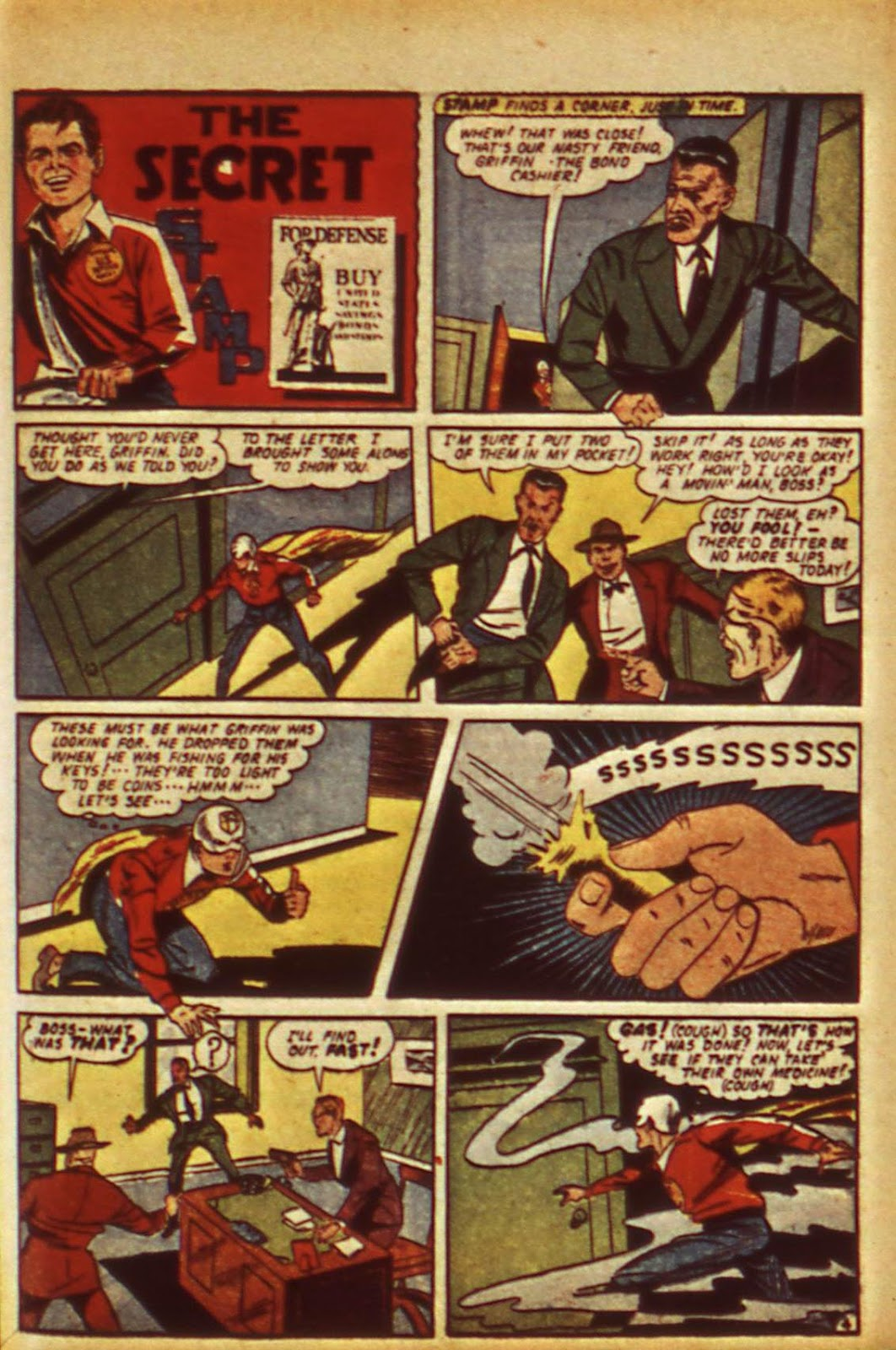 USA Comics issue 7 - Page 49