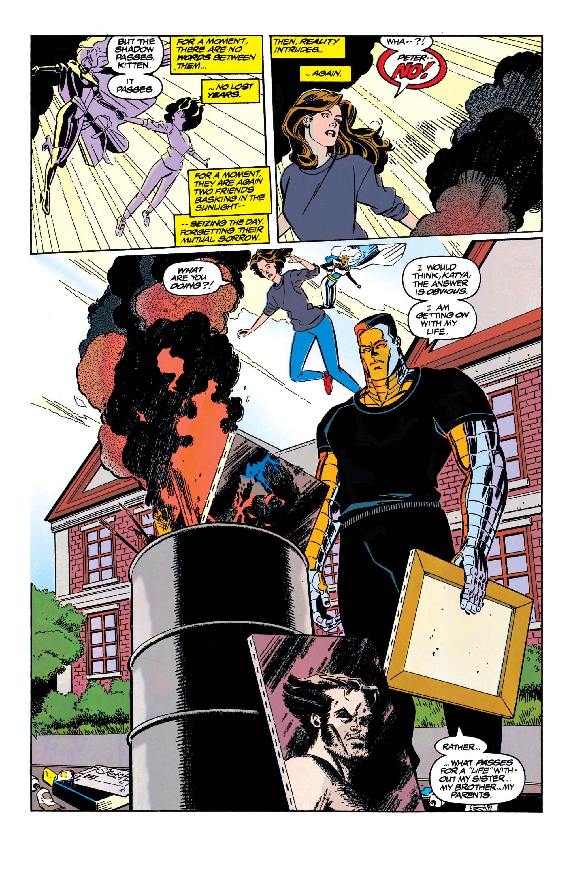 Read online Uncanny X-Men (1963) comic -  Issue #304 - 19