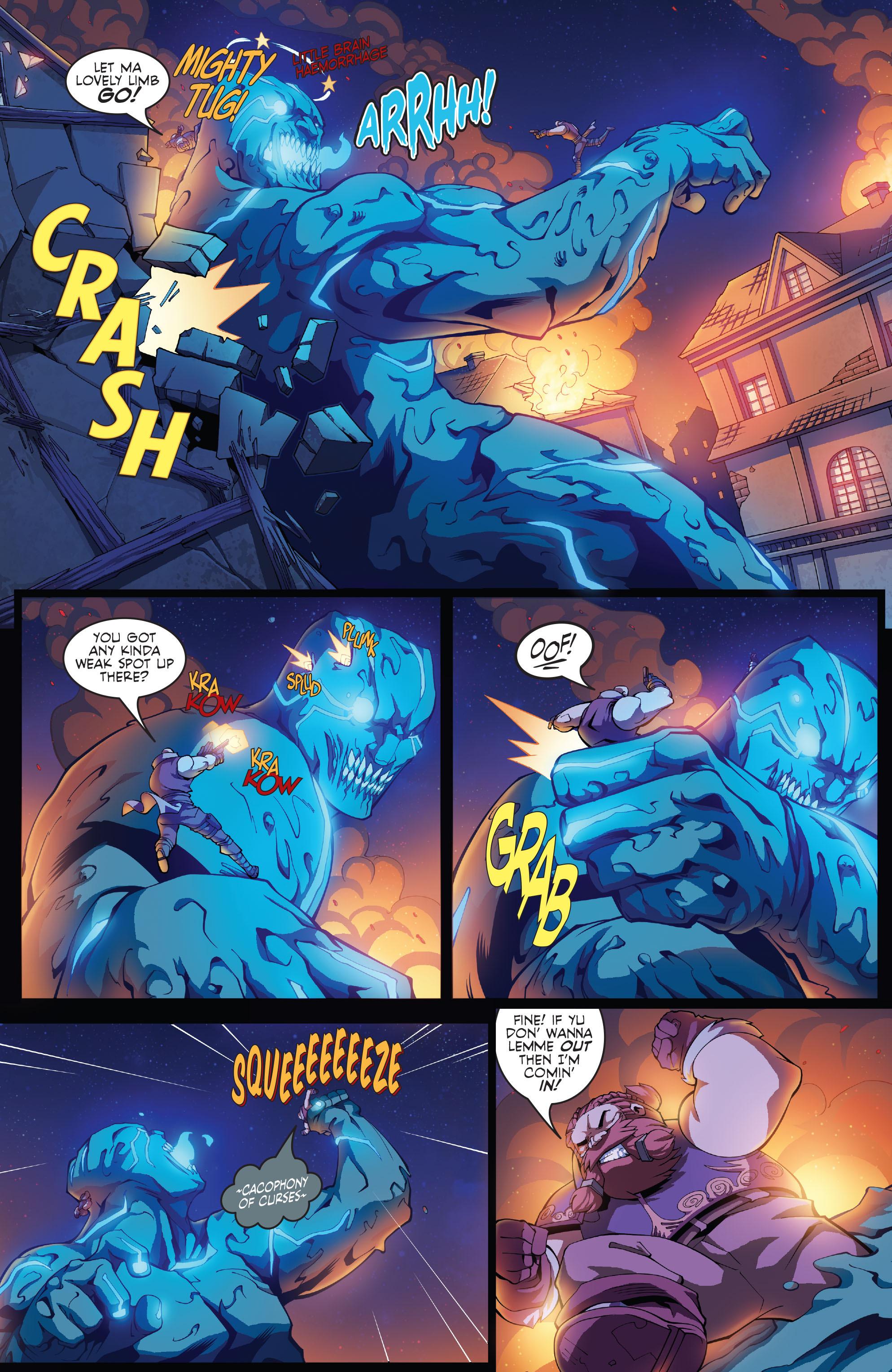 Read online Skullkickers comic -  Issue #5 - 16