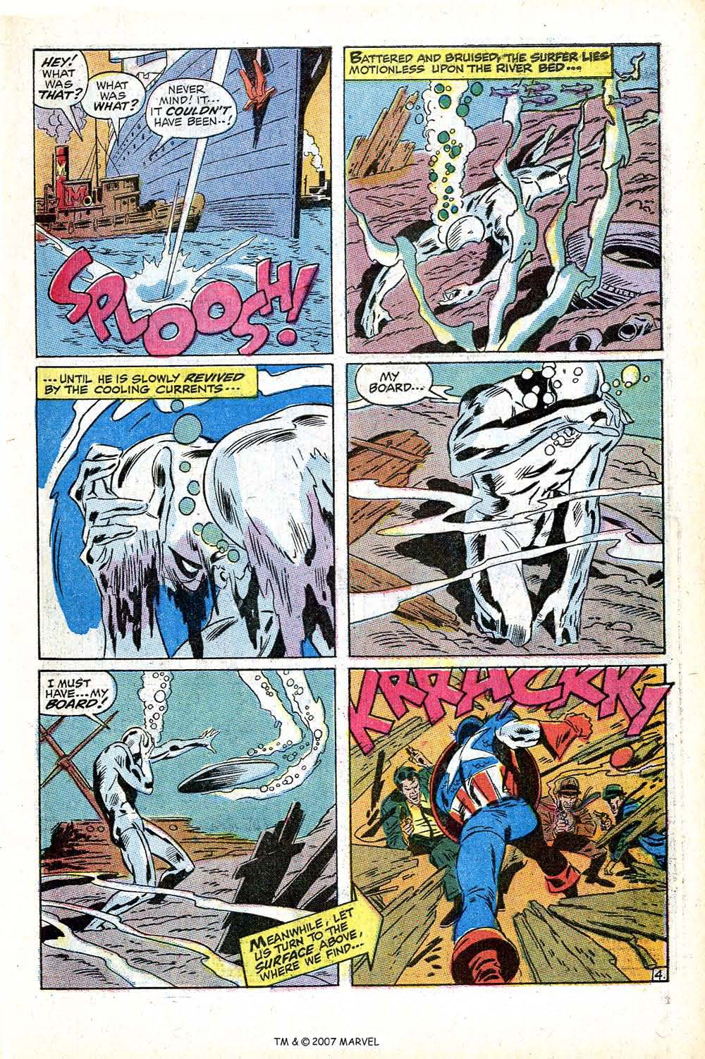 Read online Silver Surfer (1968) comic -  Issue #14 - 7