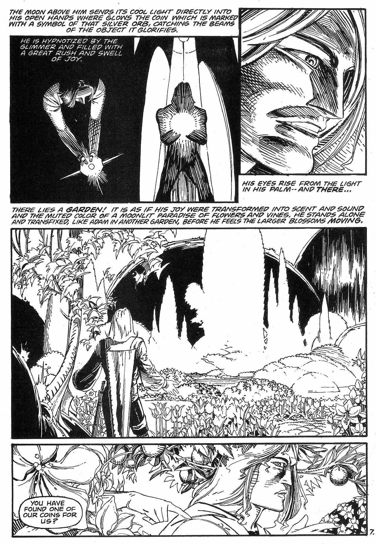 Read online Star*Reach comic -  Issue #8 - 9