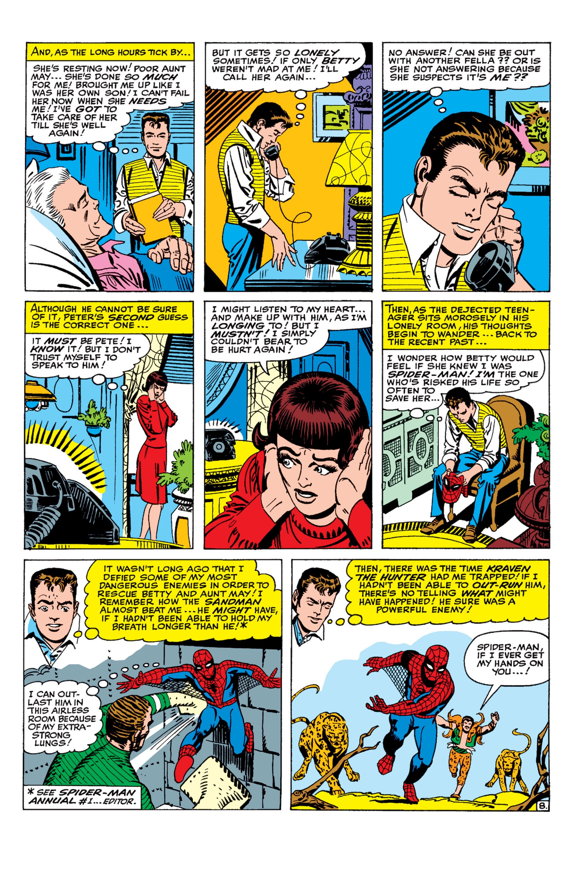 The Amazing Spider-Man (1963) 18 Page 8
