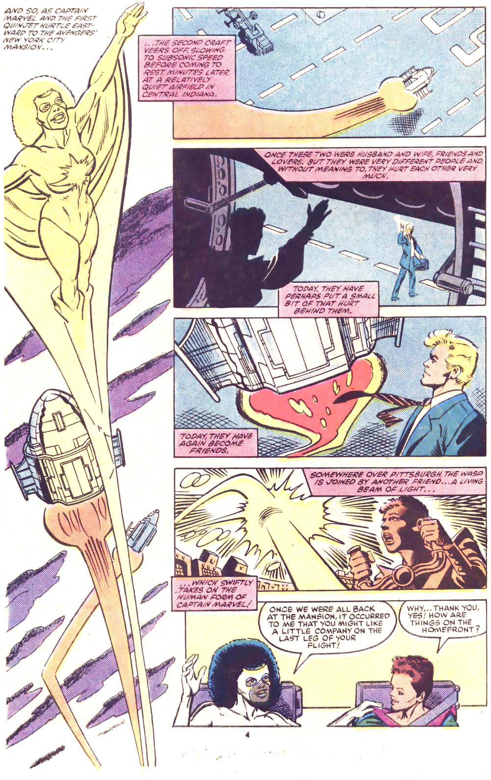 The Avengers (1963) 242 Page 4