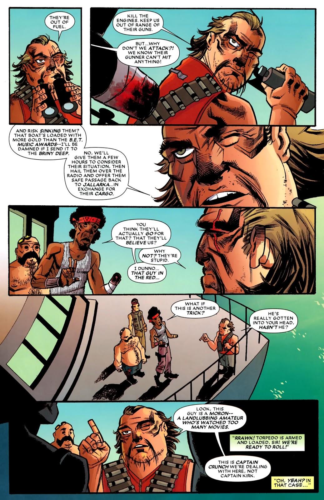 Read online Deadpool (2008) comic -  Issue #14 - 20