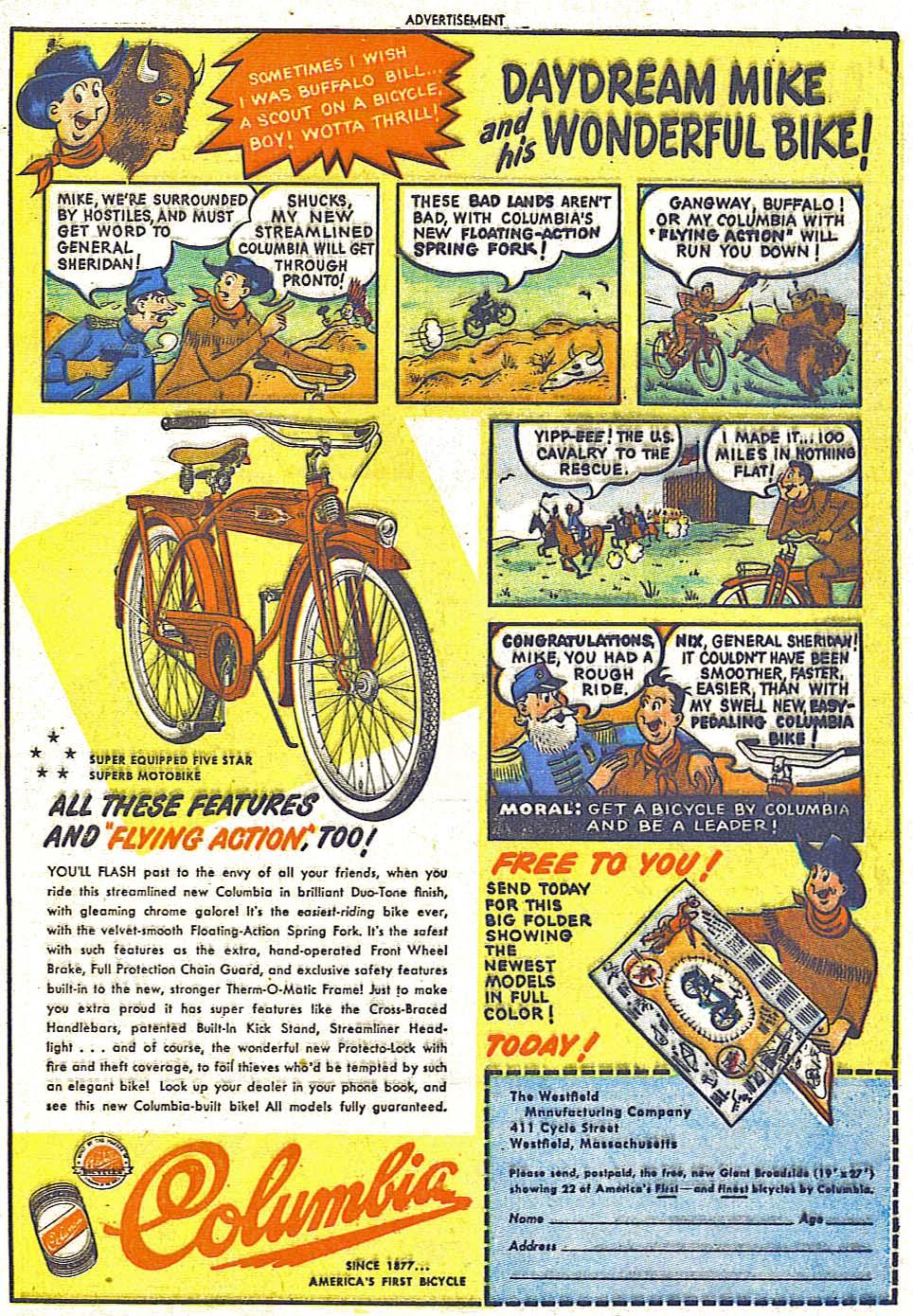 Read online Wonder Woman (1942) comic -  Issue #38 - 49