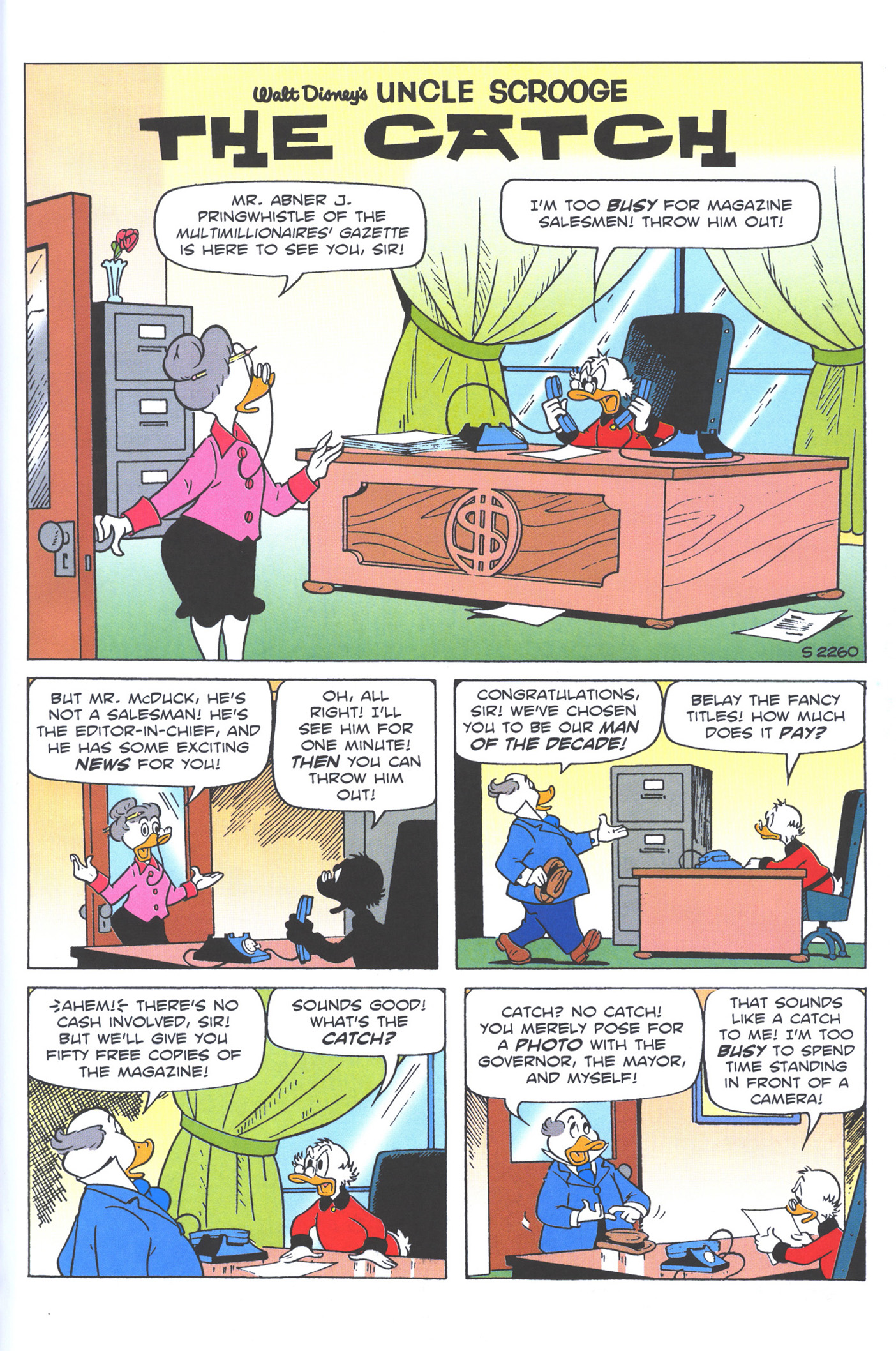 Read online Uncle Scrooge (1953) comic -  Issue #373 - 65