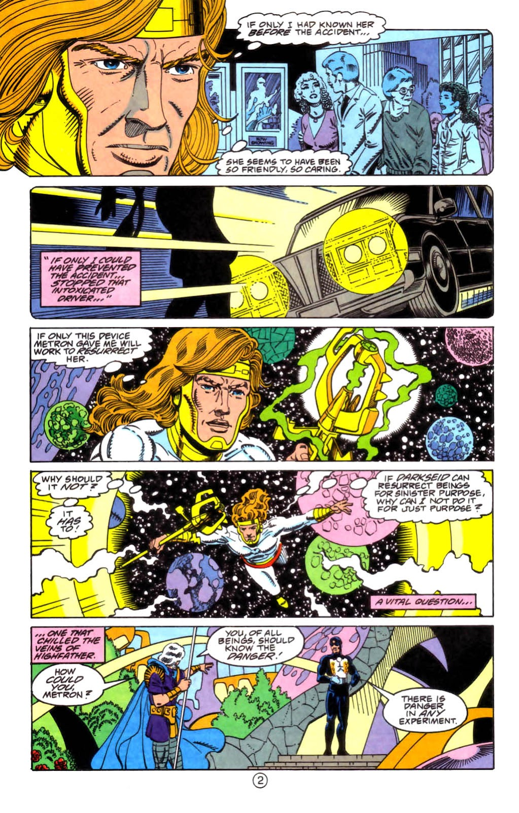 The New Gods (1989) 28 Page 3