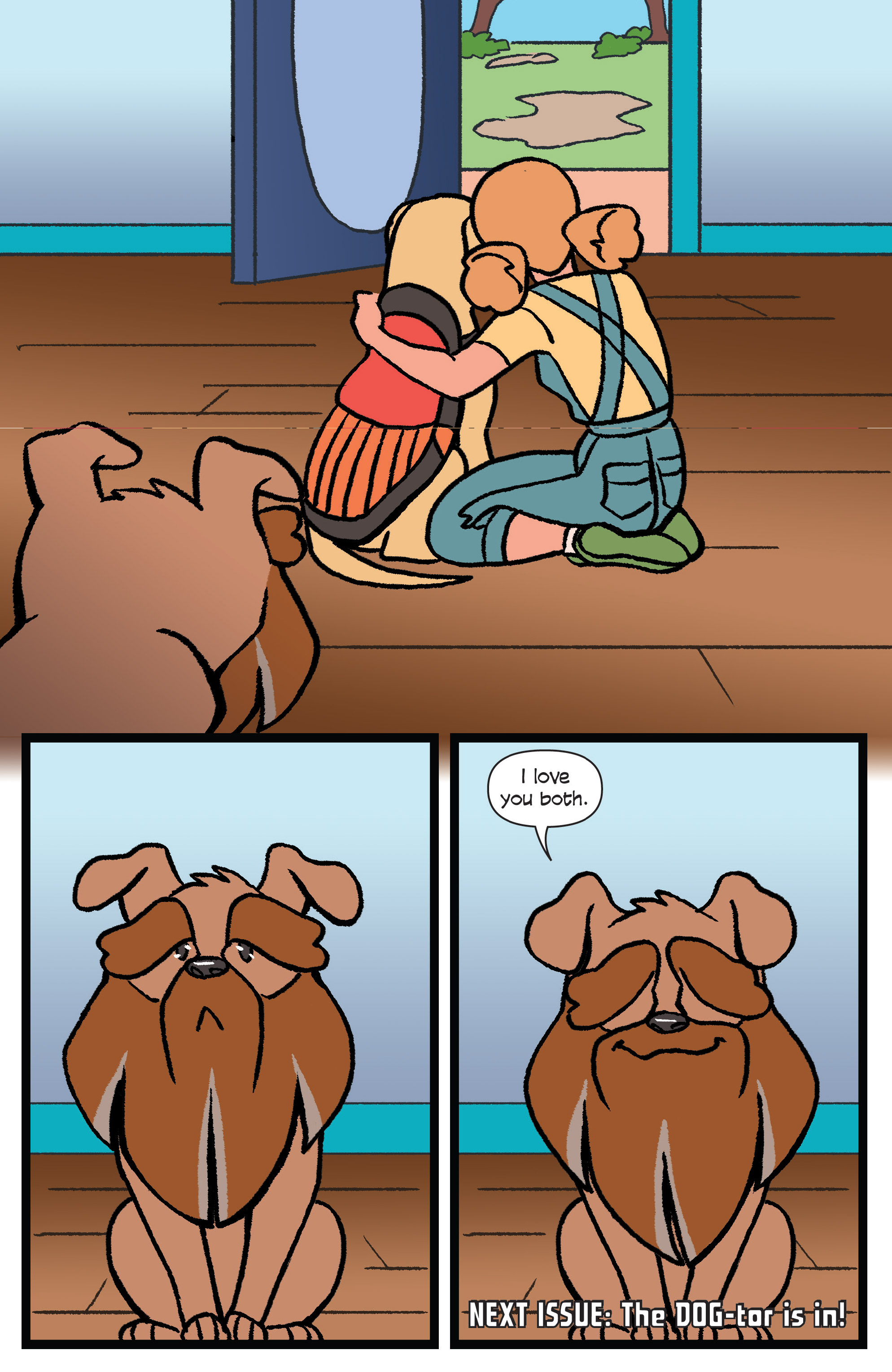 Read online Action Lab, Dog of Wonder comic -  Issue #6 - 22
