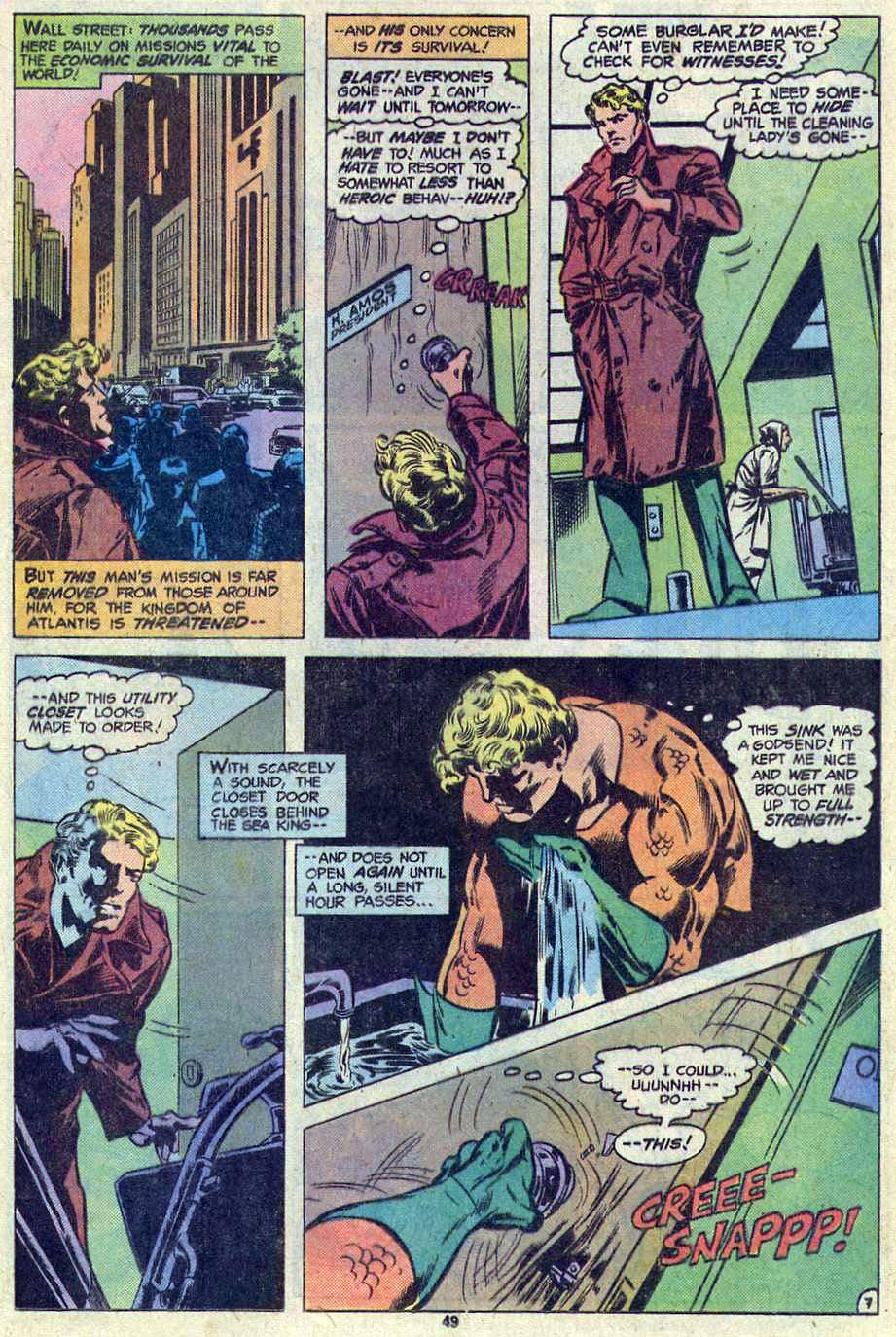 Read online Adventure Comics (1938) comic -  Issue #461 - 49