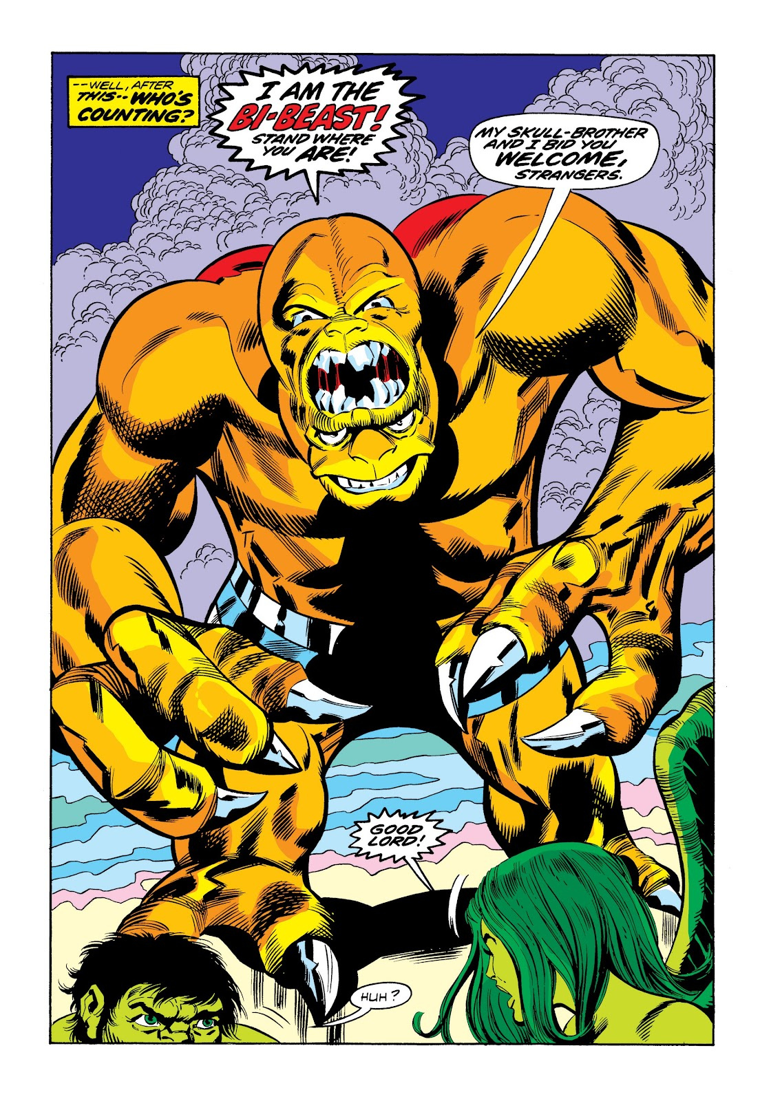 Read online Marvel Masterworks: The Incredible Hulk comic -  Issue # TPB 9 (Part 3) - 64