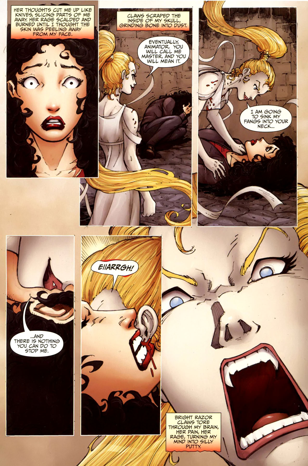 Read online Anita Blake, Vampire Hunter: Guilty Pleasures comic -  Issue #10 - 7