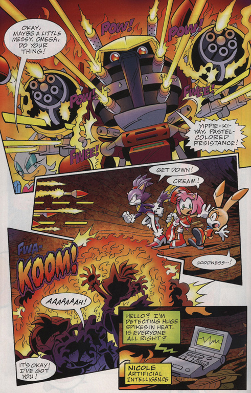 Read online Sonic Universe comic -  Issue #22 - 5