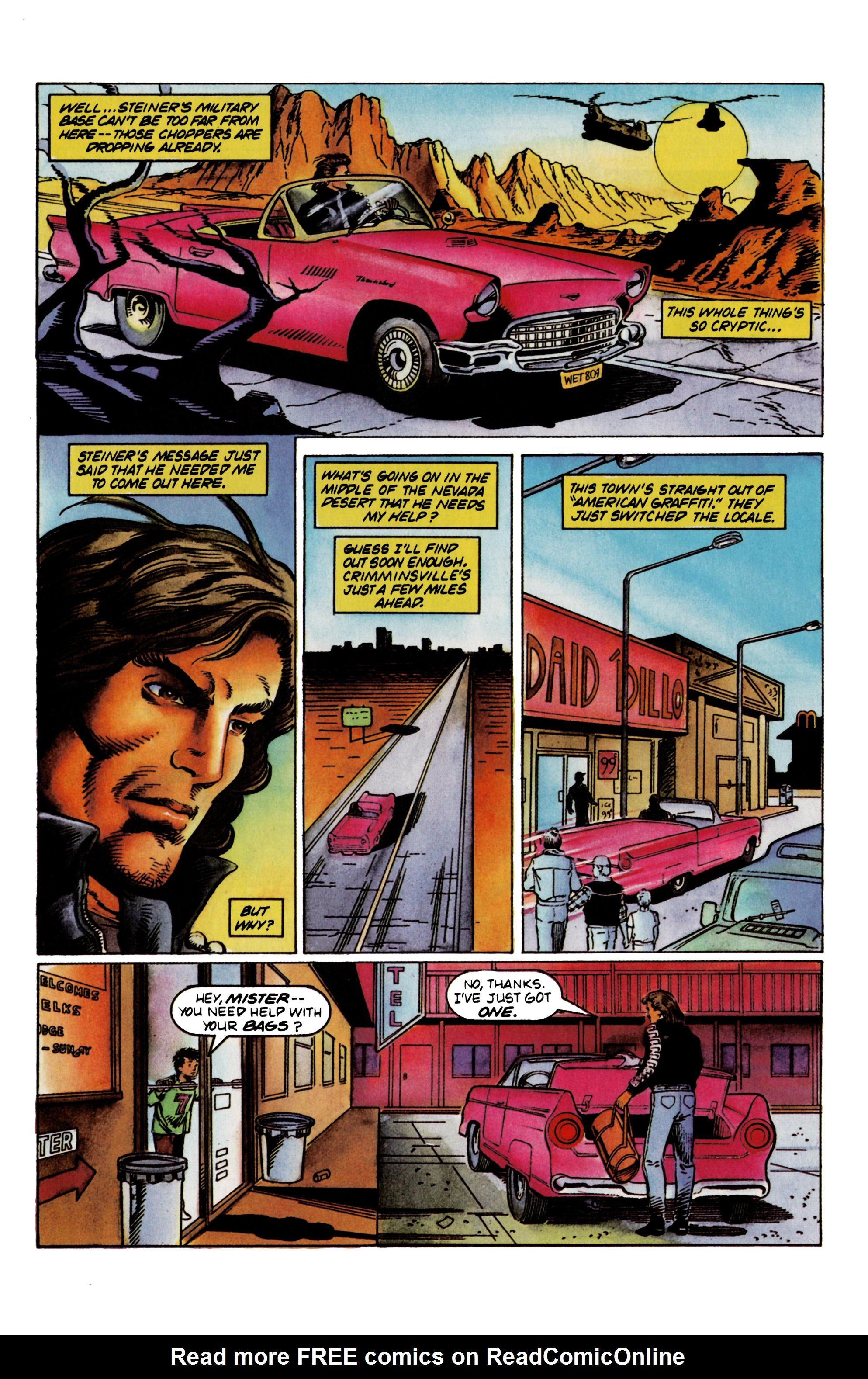Read online Eternal Warrior (1992) comic -  Issue #21 - 7