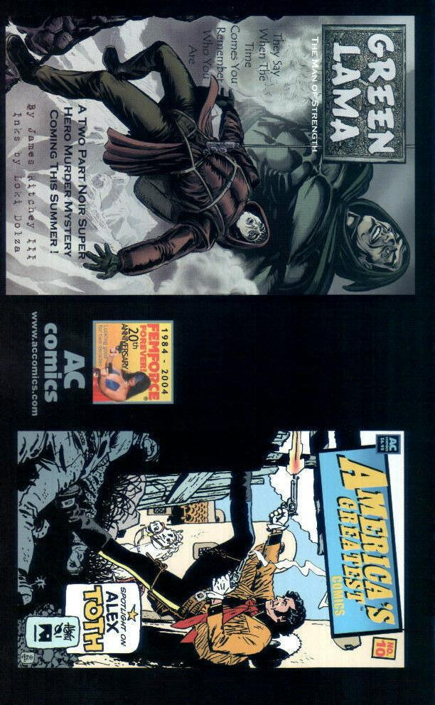 Read online Men of Mystery Comics comic -  Issue #47 - 54