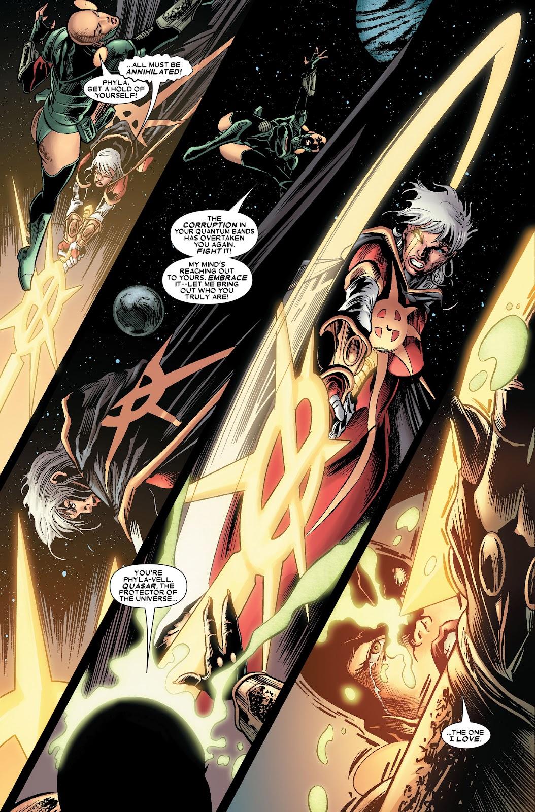 Annihilation: Conquest - Quasar issue 2 - Page 6