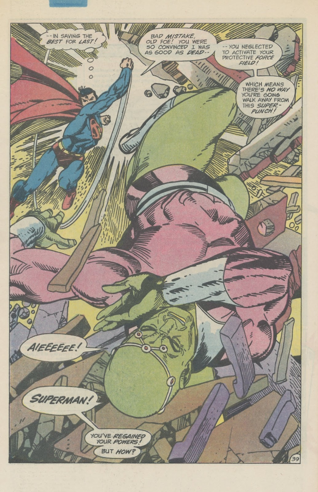 Read online Superman Special (1983) comic -  Issue #2 - 45