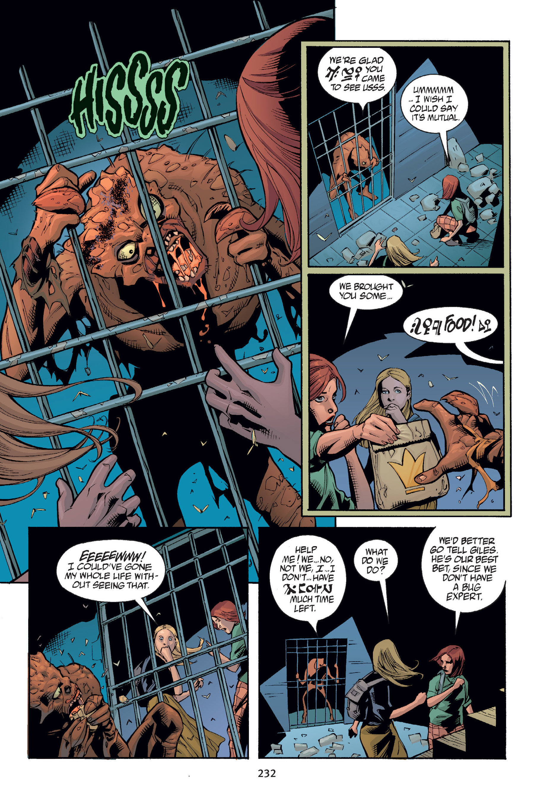 Read online Buffy the Vampire Slayer: Omnibus comic -  Issue # TPB 6 - 231