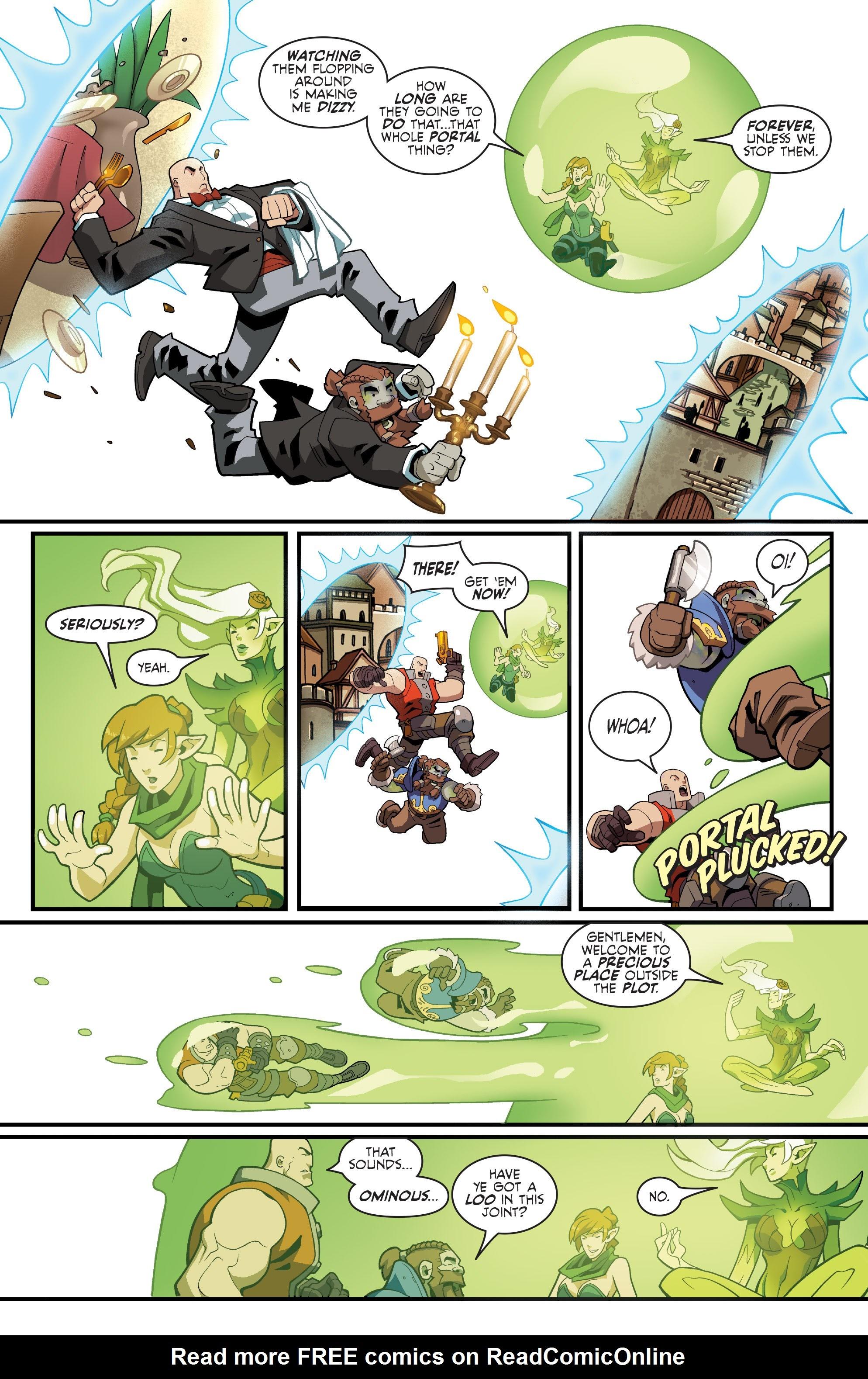 Read online Skullkickers comic -  Issue #100 - 6
