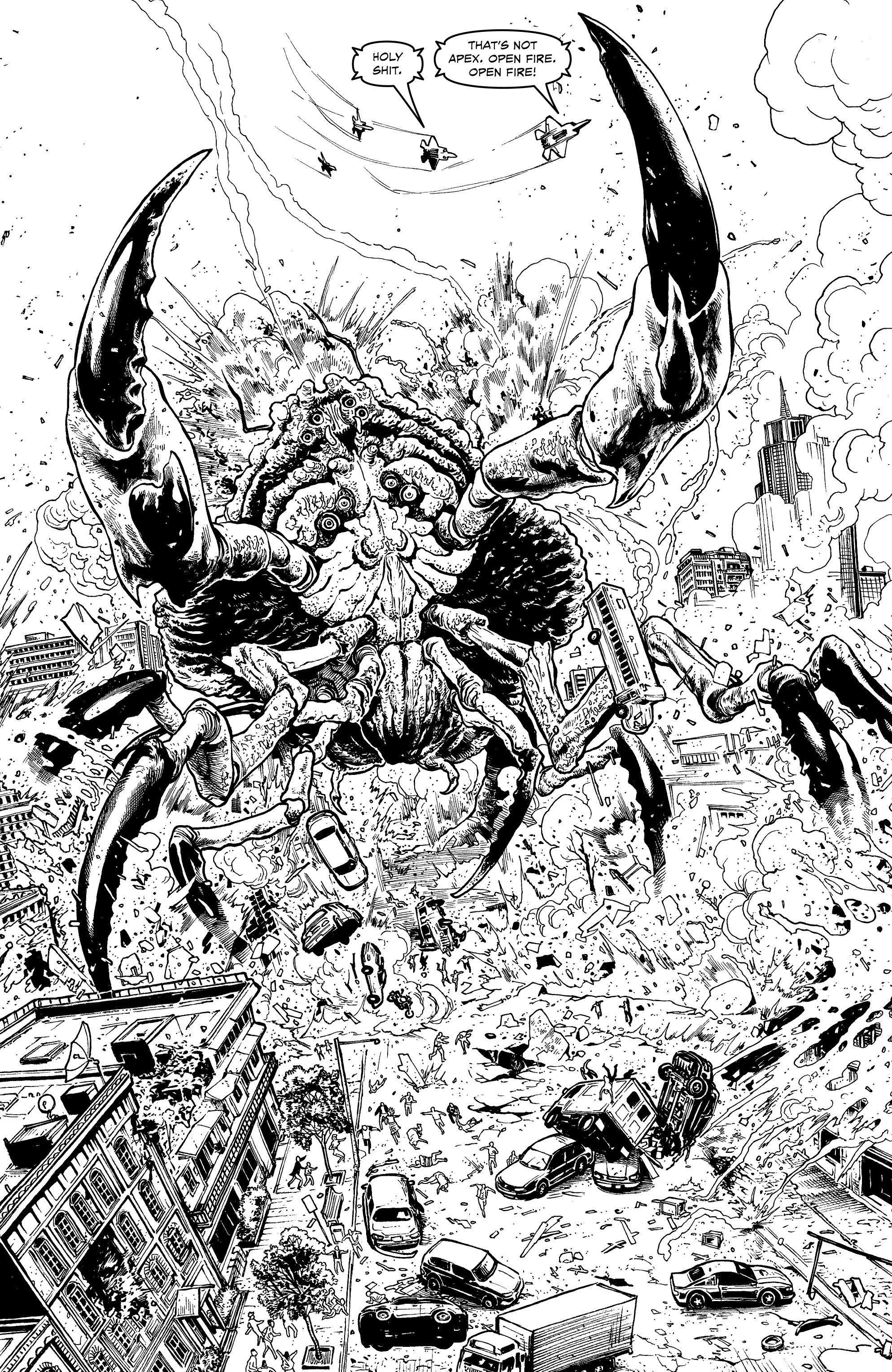Read online Alan Moore's Cinema Purgatorio comic -  Issue #1 - 46