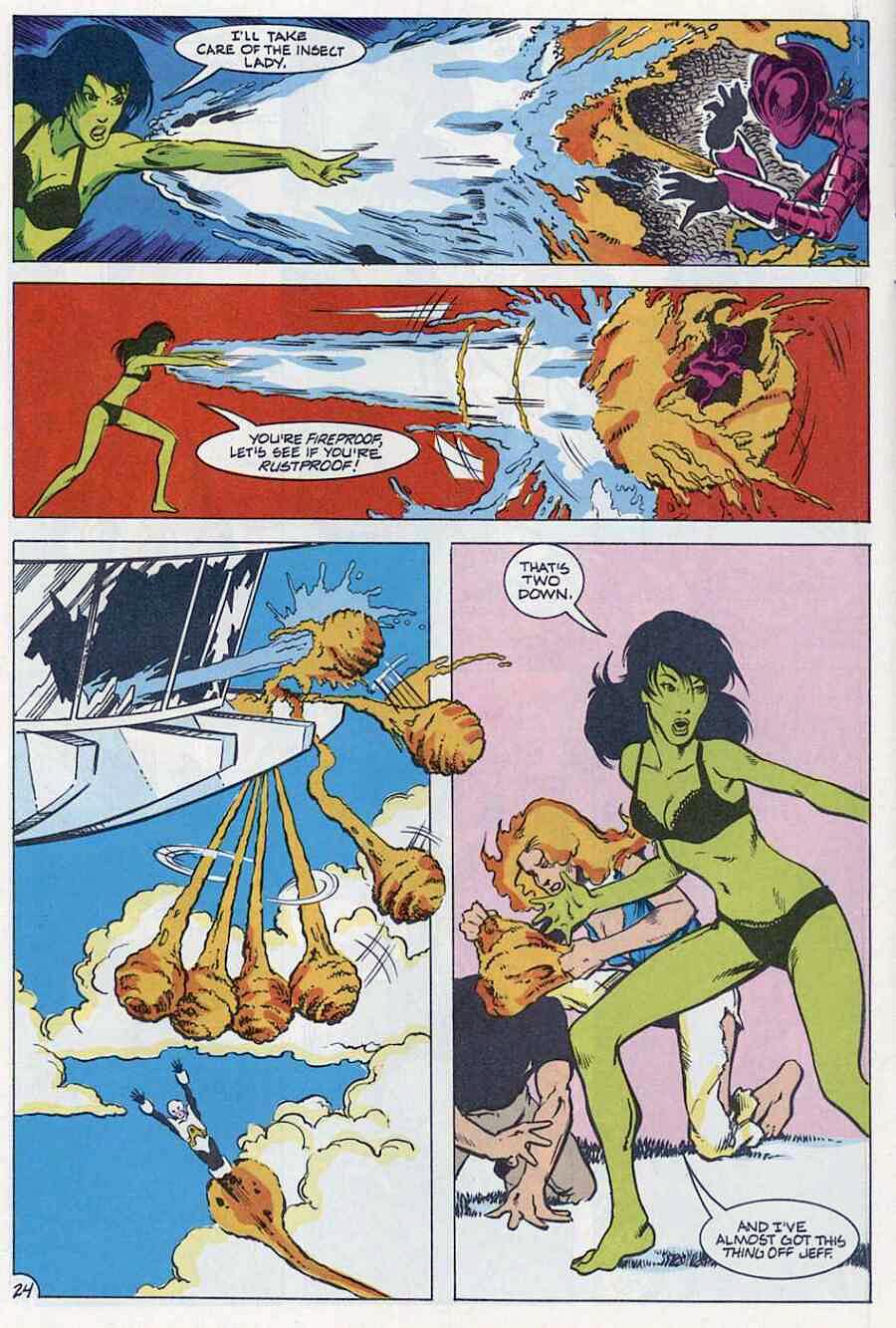 Elementals (1984) issue 1 - Page 25