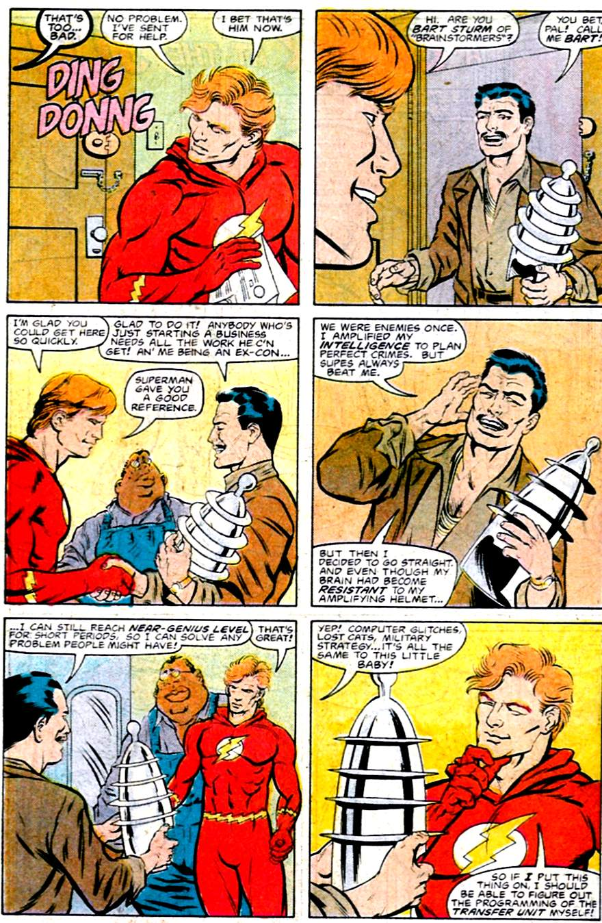 Read online The Flash (1987) comic -  Issue # _Annual 3 - 33