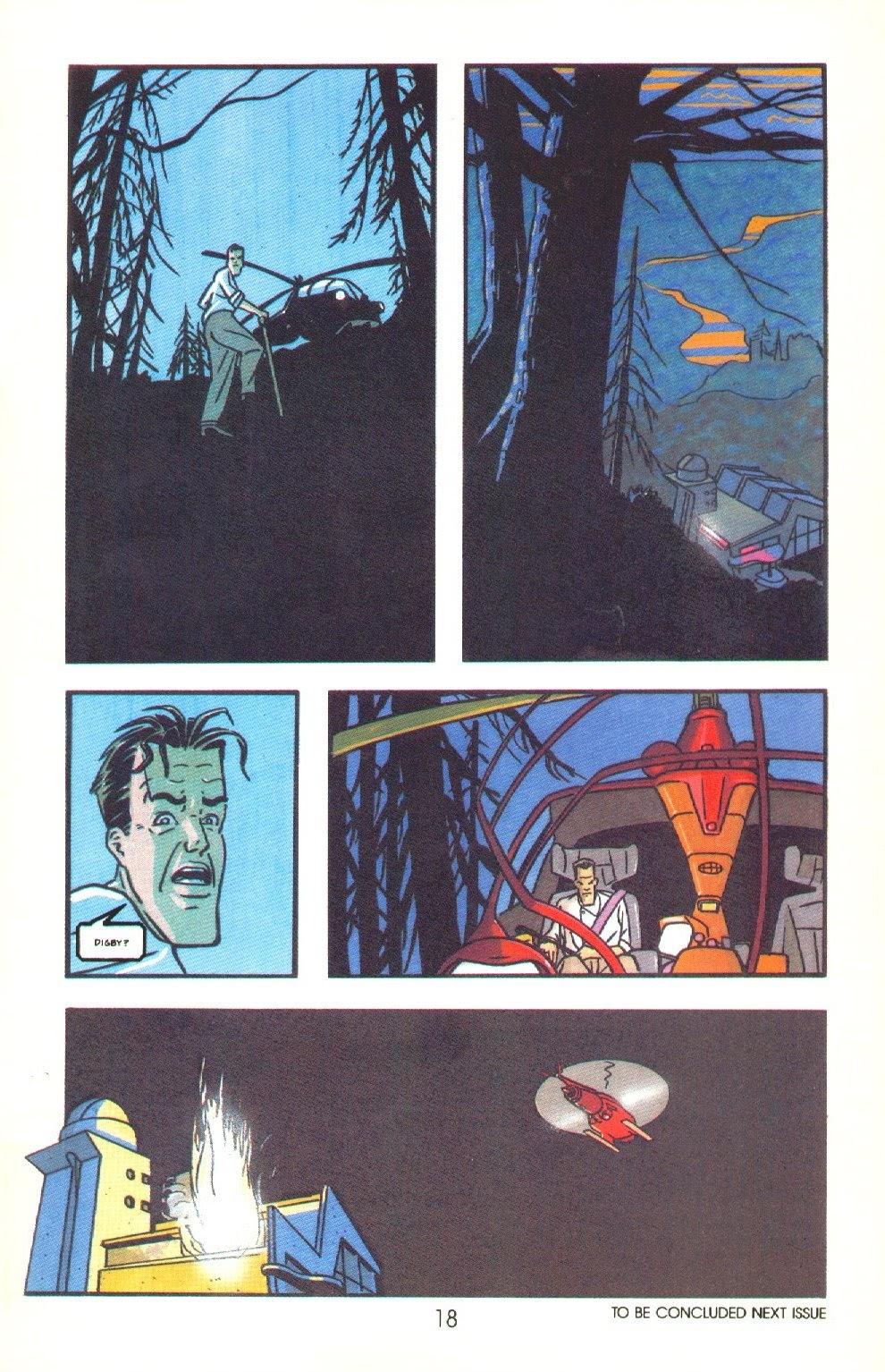 Read online Dare comic -  Issue #3 - 20