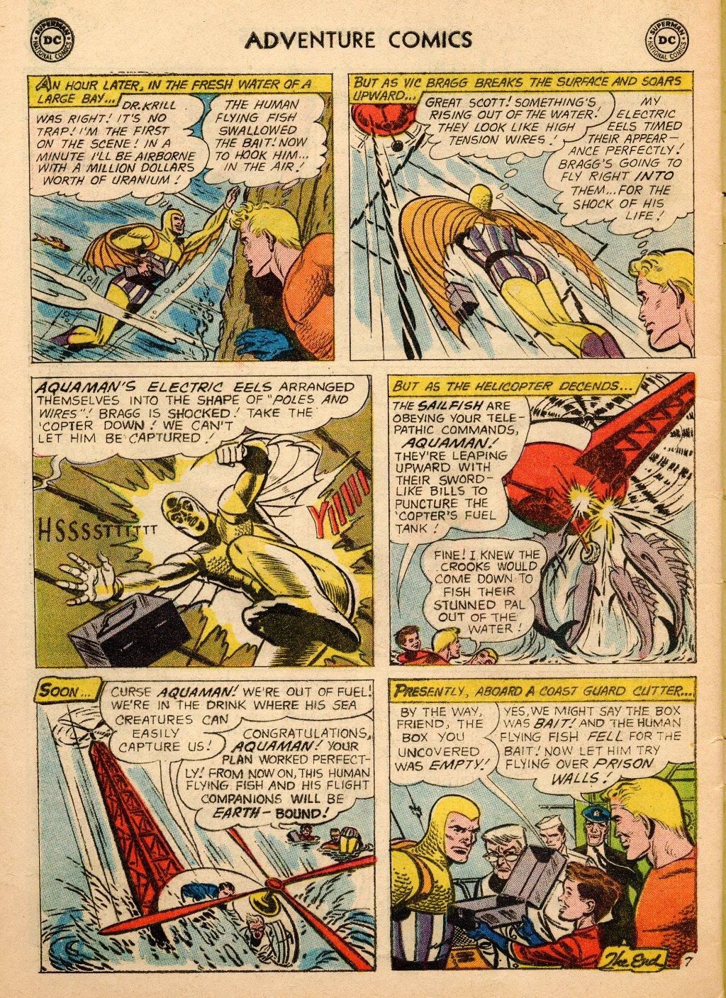 Read online Adventure Comics (1938) comic -  Issue #272 - 32
