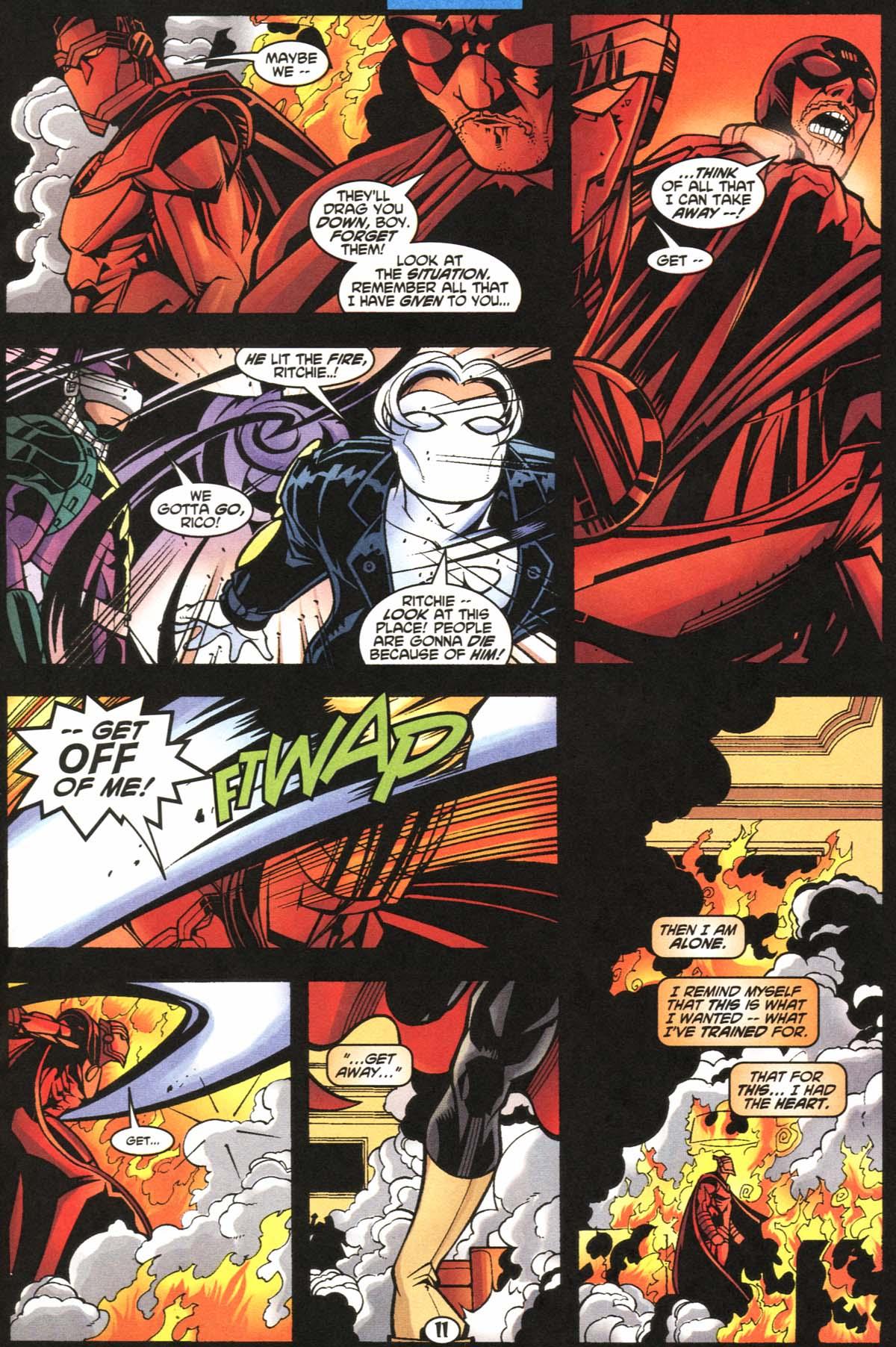 Read online Slingers comic -  Issue #5 - 12