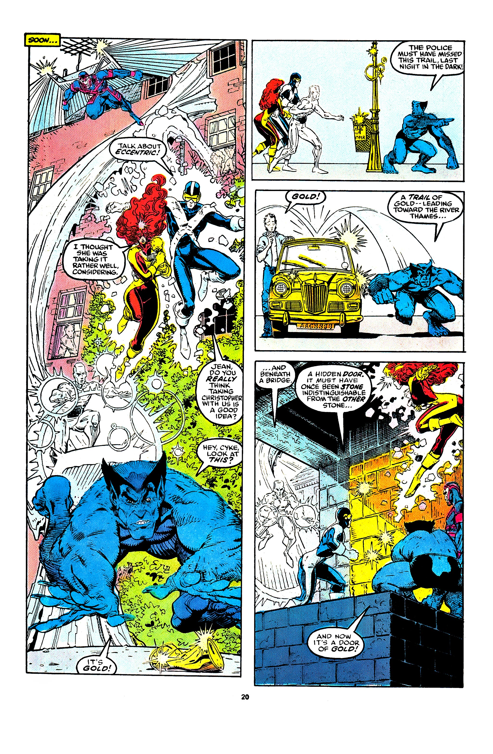 Read online X-Factor (1986) comic -  Issue #41 - 17