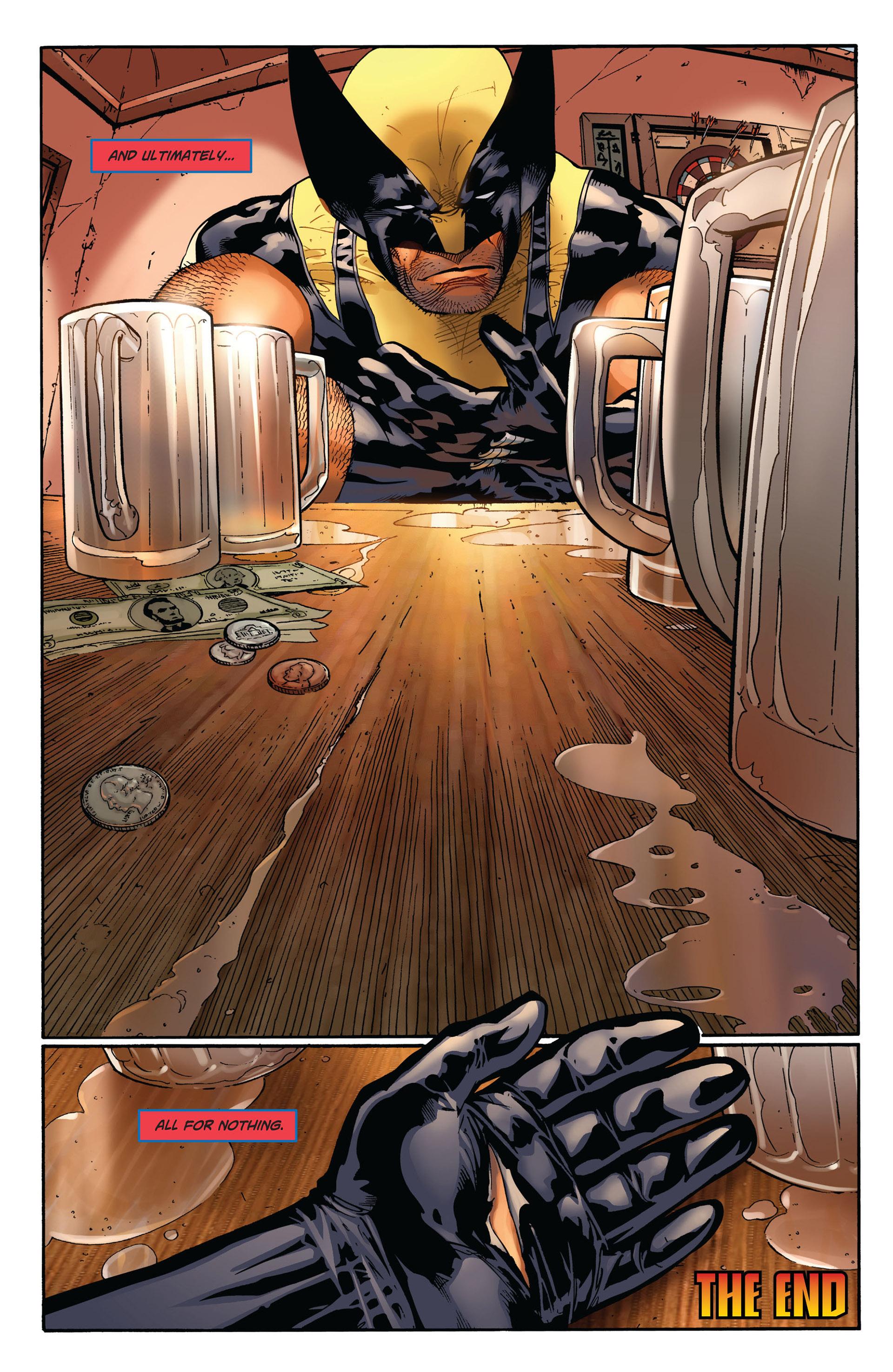Read online Astonishing Spider-Man & Wolverine comic -  Issue #6 - 23