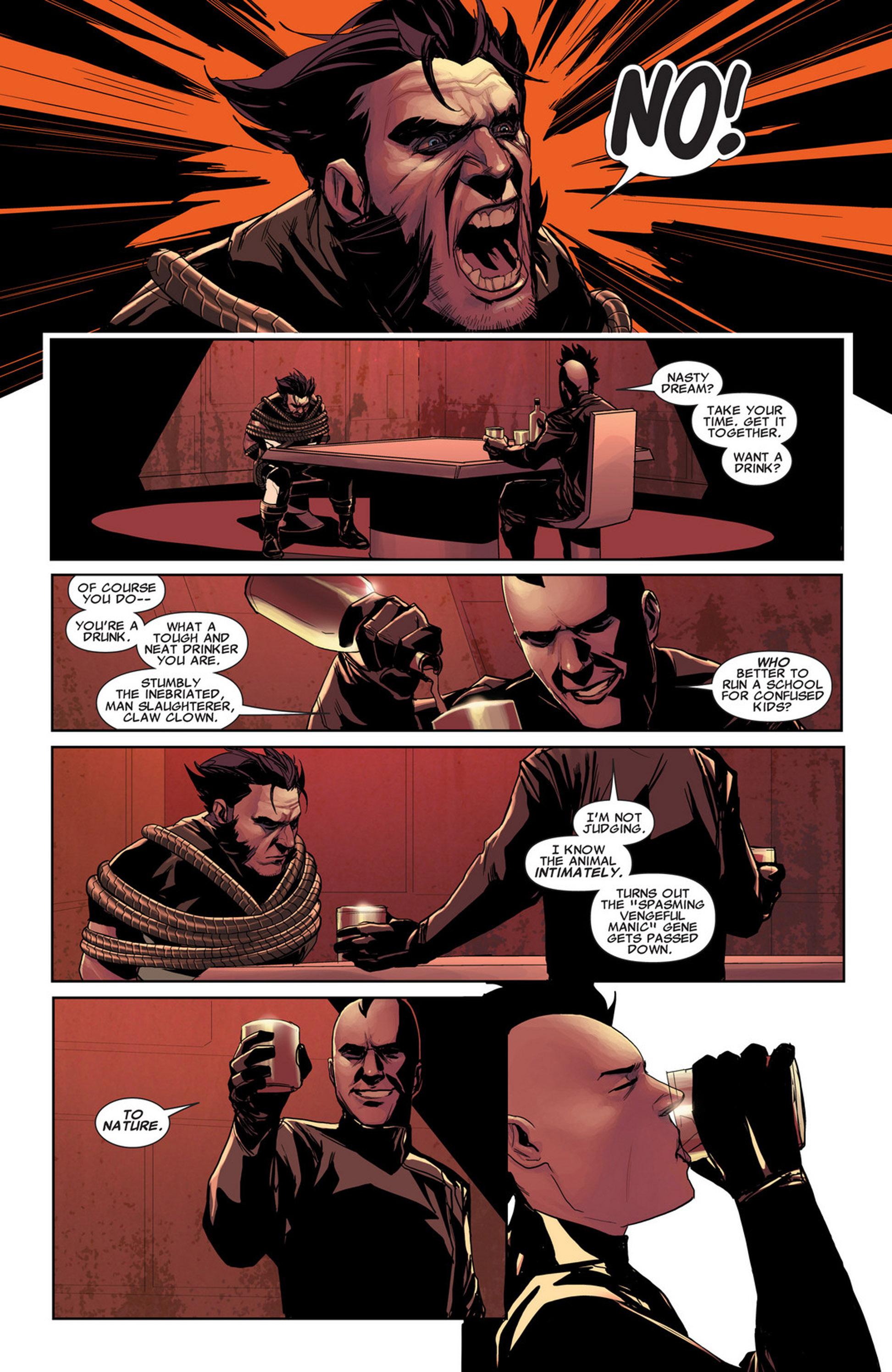 Uncanny X-Force (2010) #33 #35 - English 7