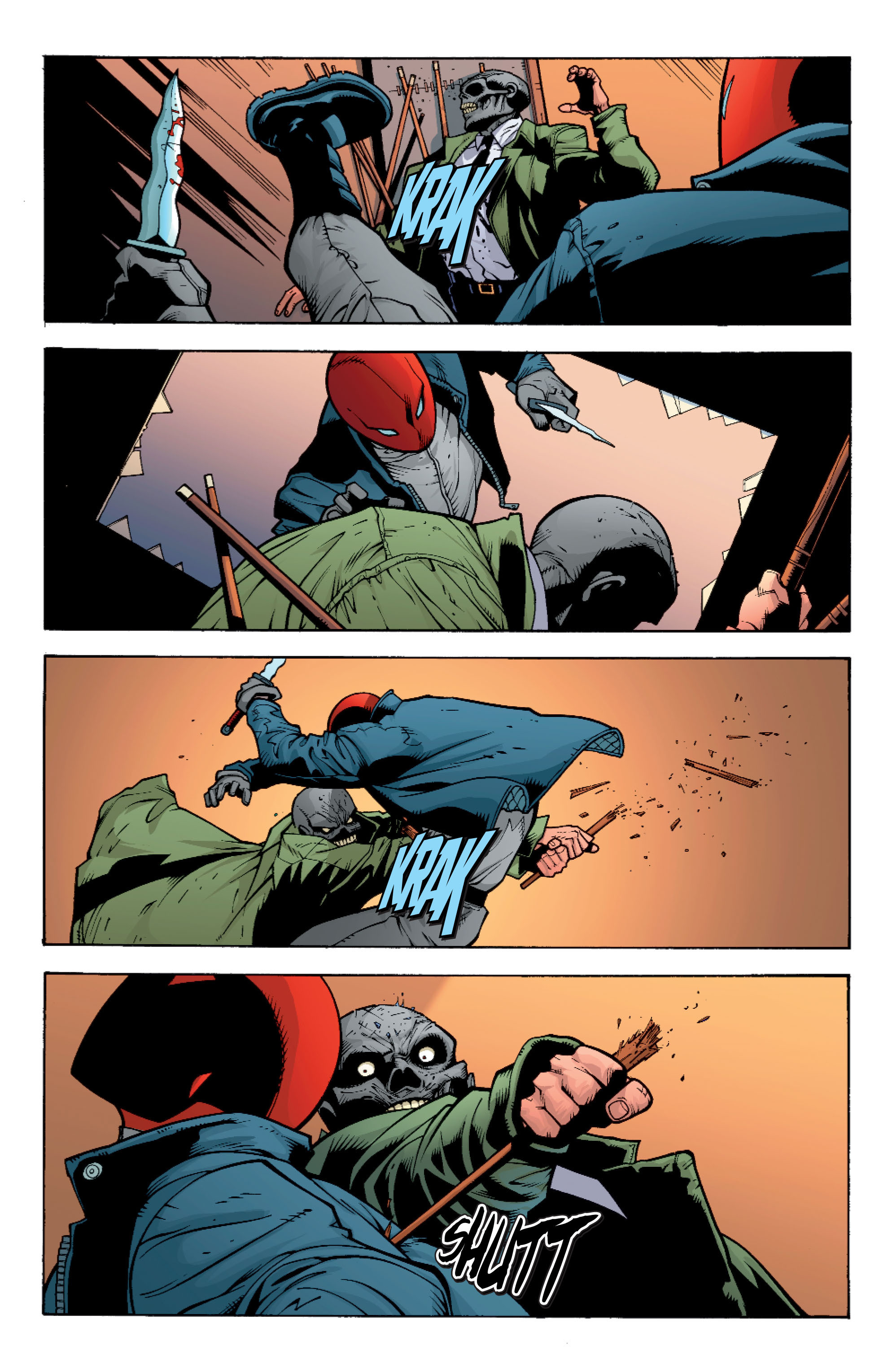 Read online Batman: Under The Red Hood comic -  Issue # Full - 263