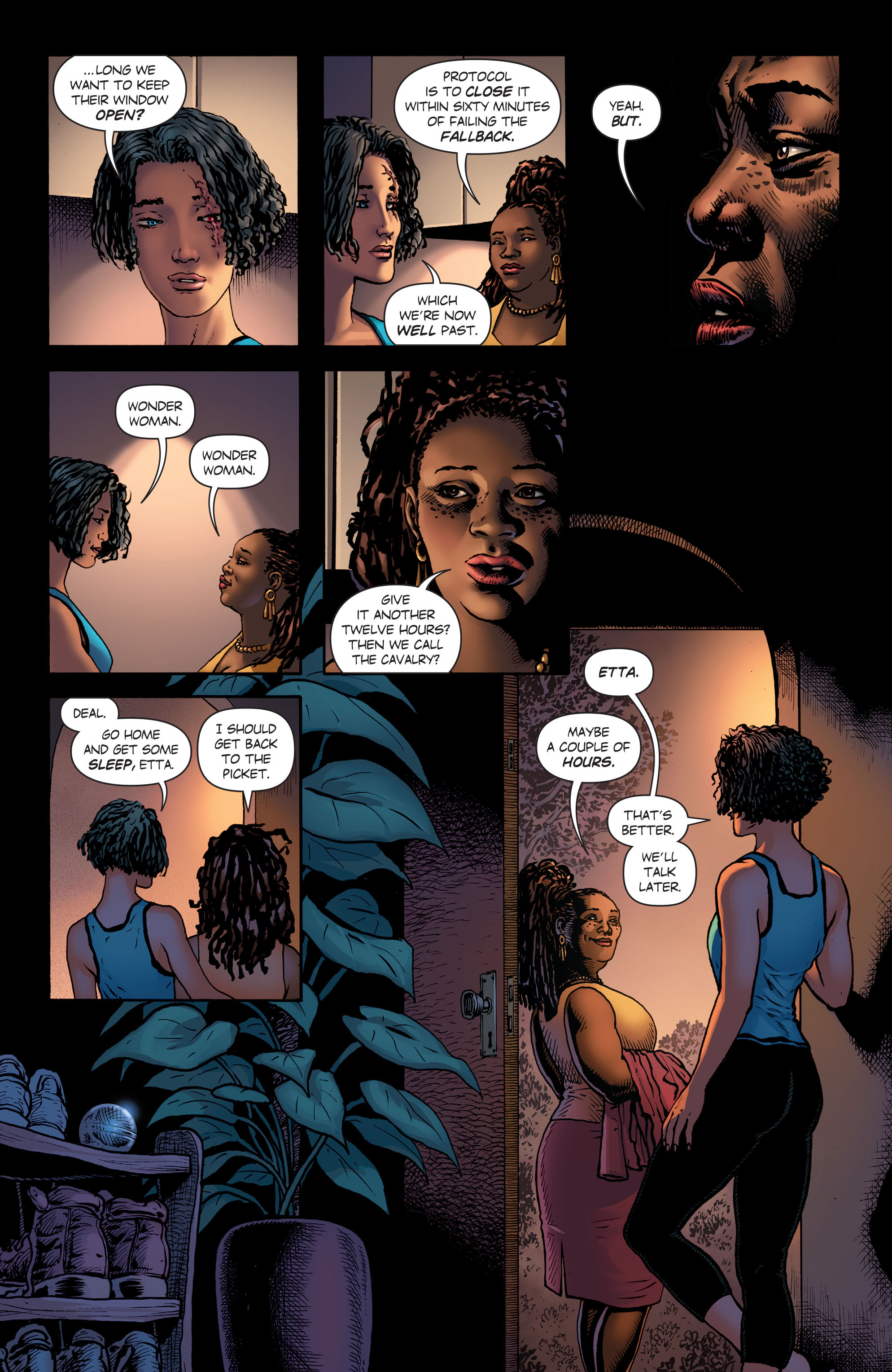 Read online Wonder Woman (2016) comic -  Issue #5 - 14